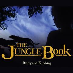 The Jungle Book Audiobook, by Rudyard Kipling
