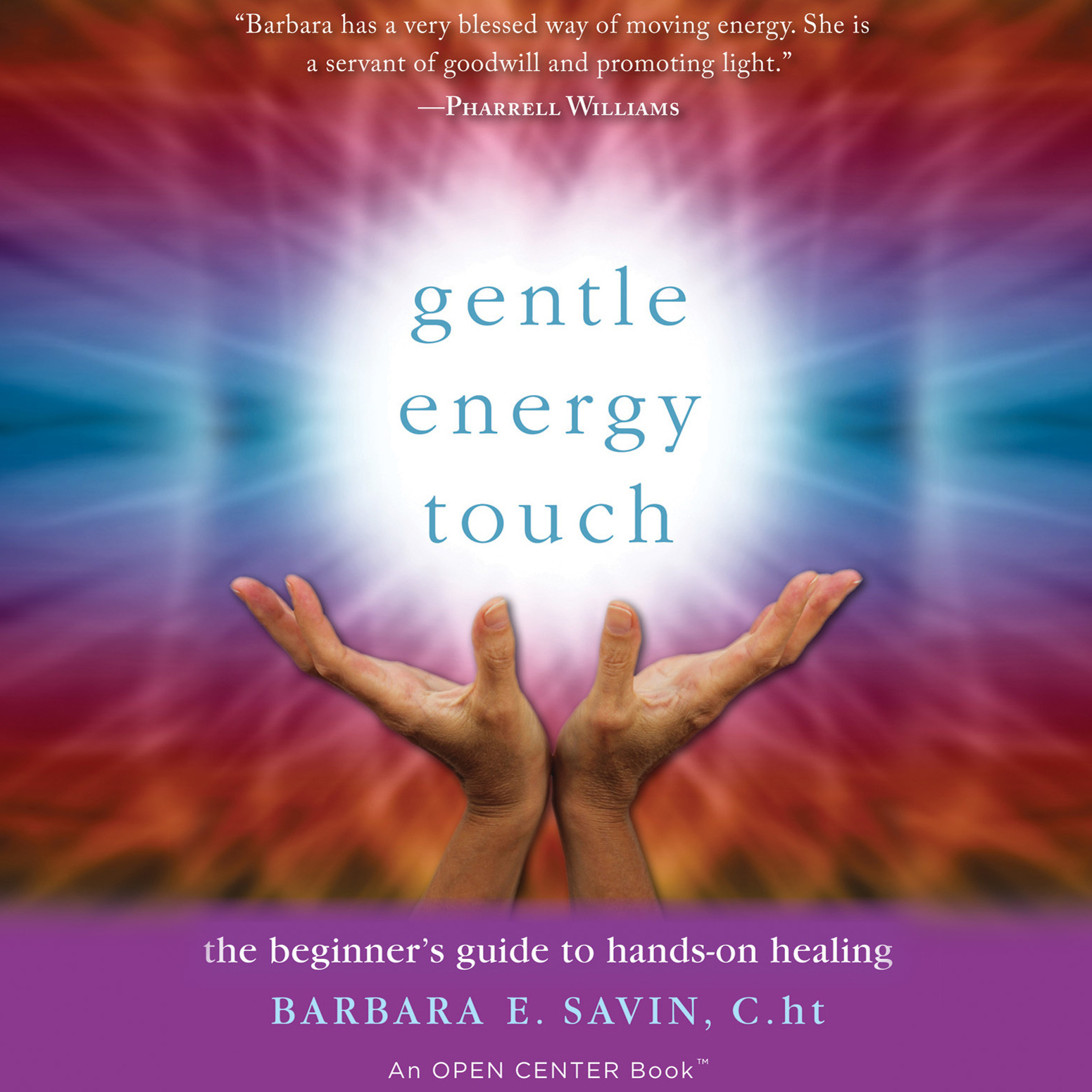 Printable Gentle Energy Touch: The Beginner's Guide to Hands-On Healing: An Open Center Book Audiobook Cover Art