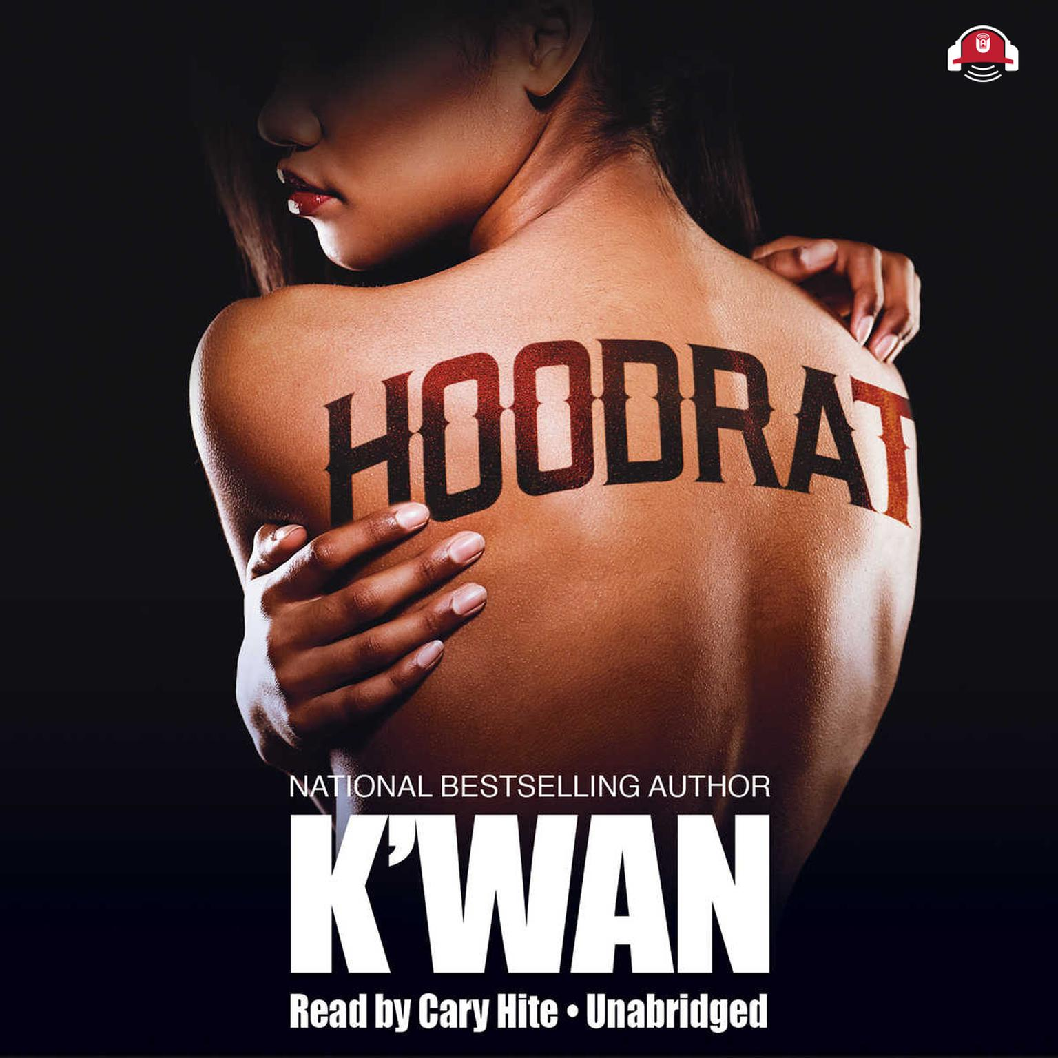 Printable Hood Rat Audiobook Cover Art