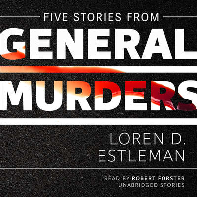 Five Stories from General Murders Audiobook, by