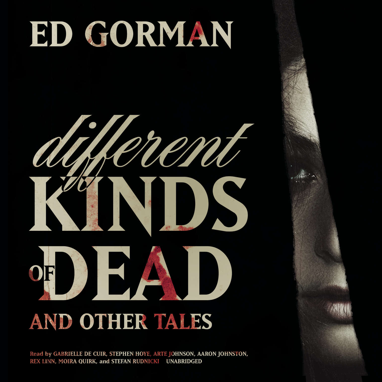 Download Different Kinds of Dead and Other Tales Audiobook by Ed Gorman for just $5 95