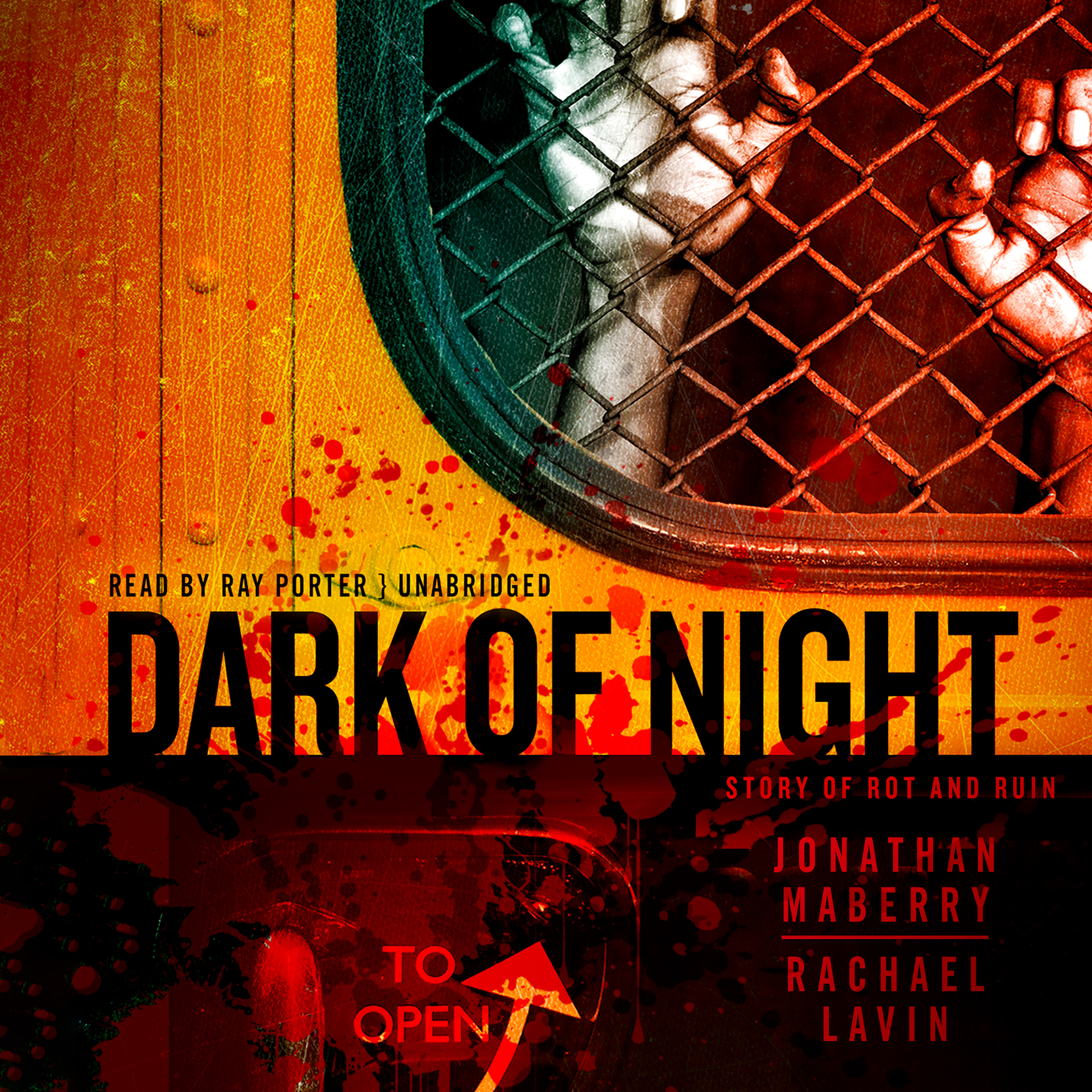 Printable Dark of Night: A Story of Rot and Ruin Audiobook Cover Art