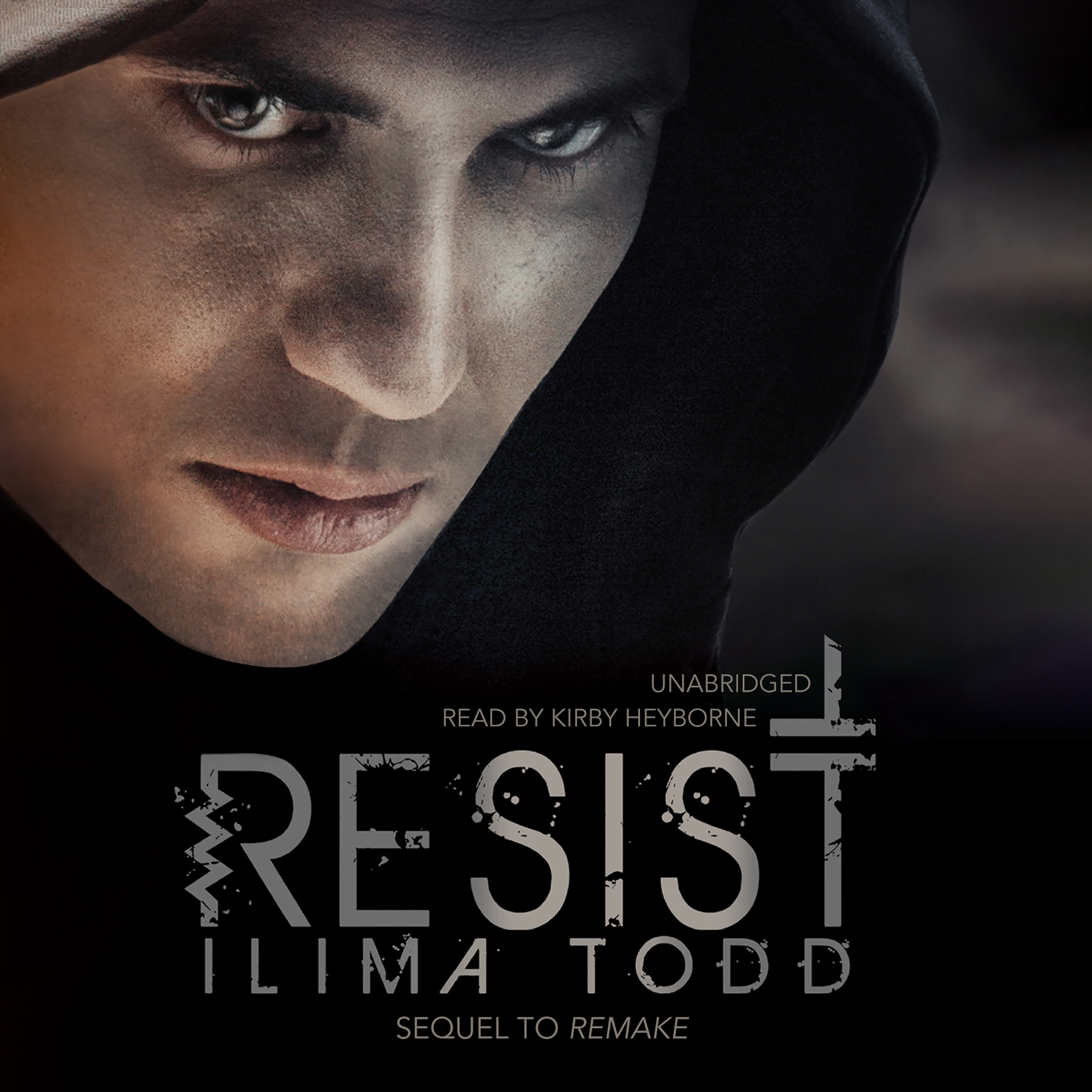 Printable Resist Audiobook Cover Art