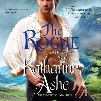The Rogue: A Devil's Duke Novel Audiobook, by