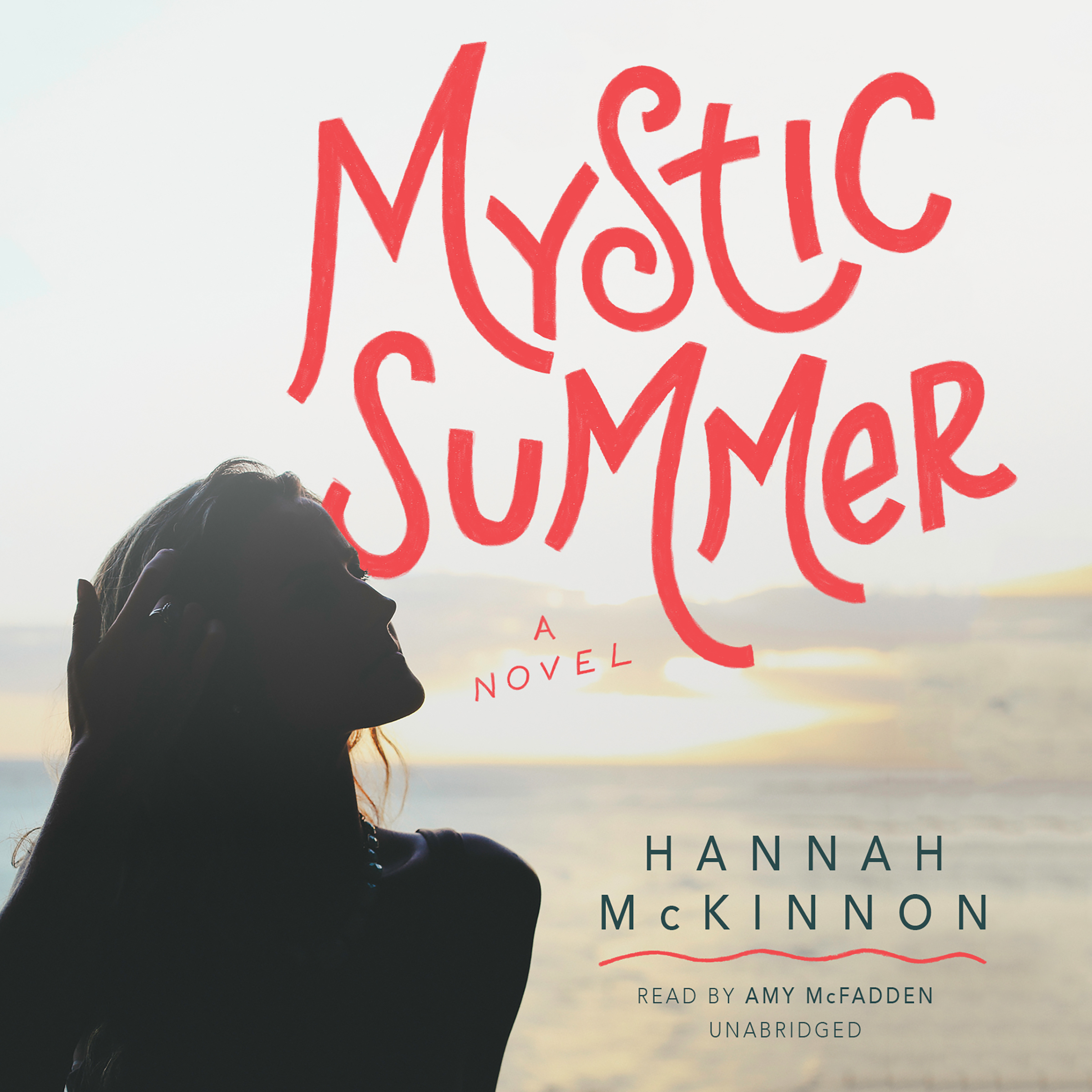 Printable Mystic Summer: A Novel Audiobook Cover Art