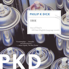 Ubik Audiobook, by Philip K. Dick