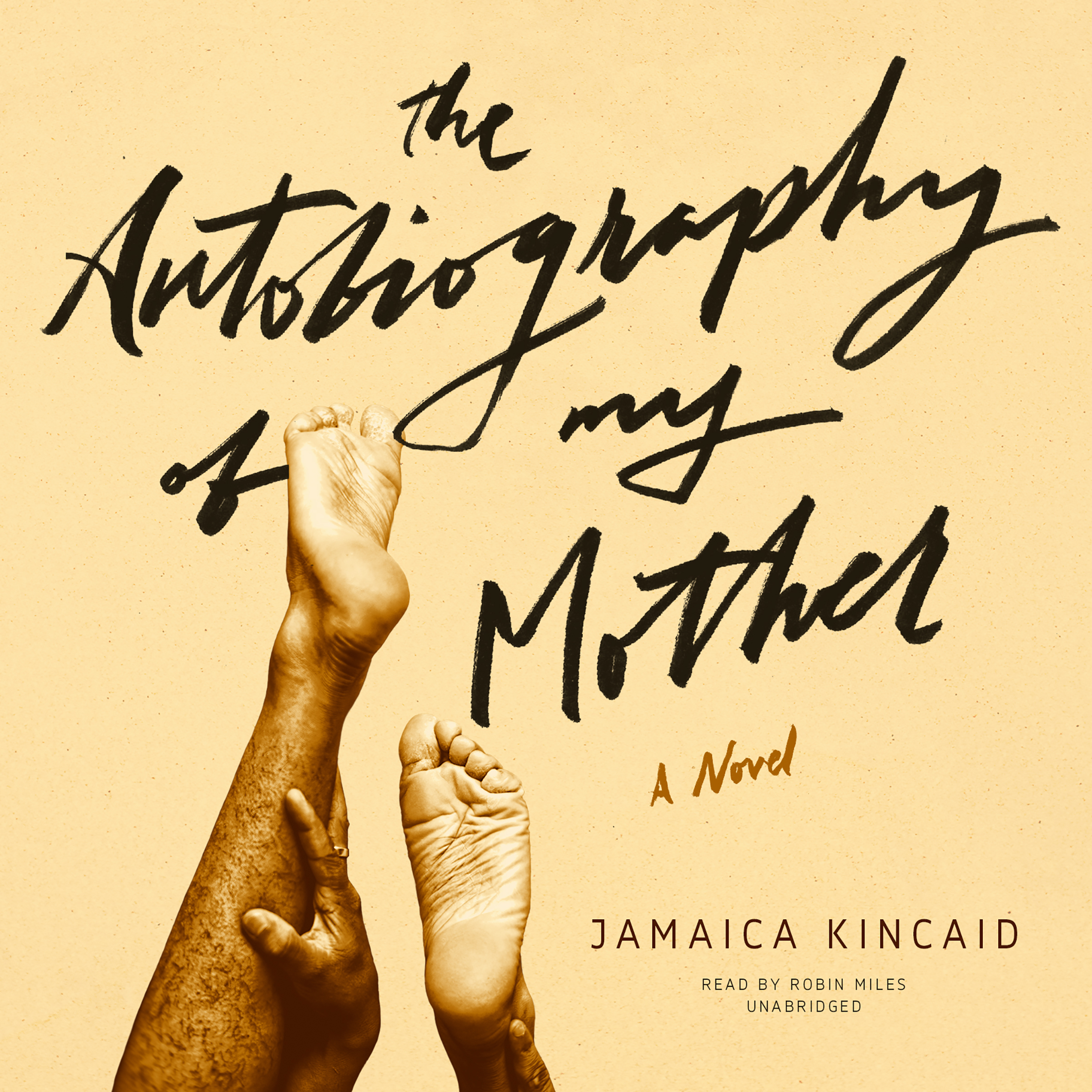 Printable The Autobiography of My Mother Audiobook Cover Art