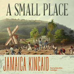 A Small Place Audiobook, by Jamaica Kincaid