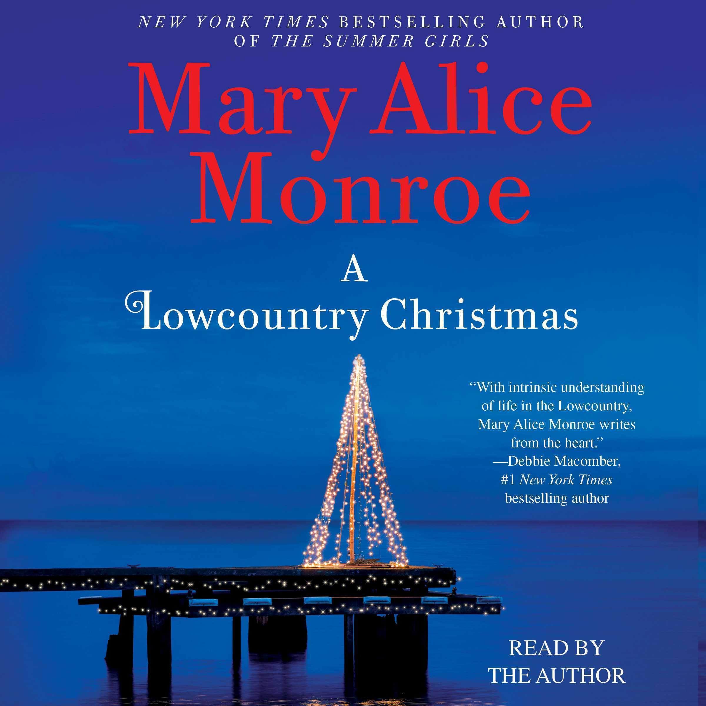 Printable A Lowcountry Christmas Audiobook Cover Art