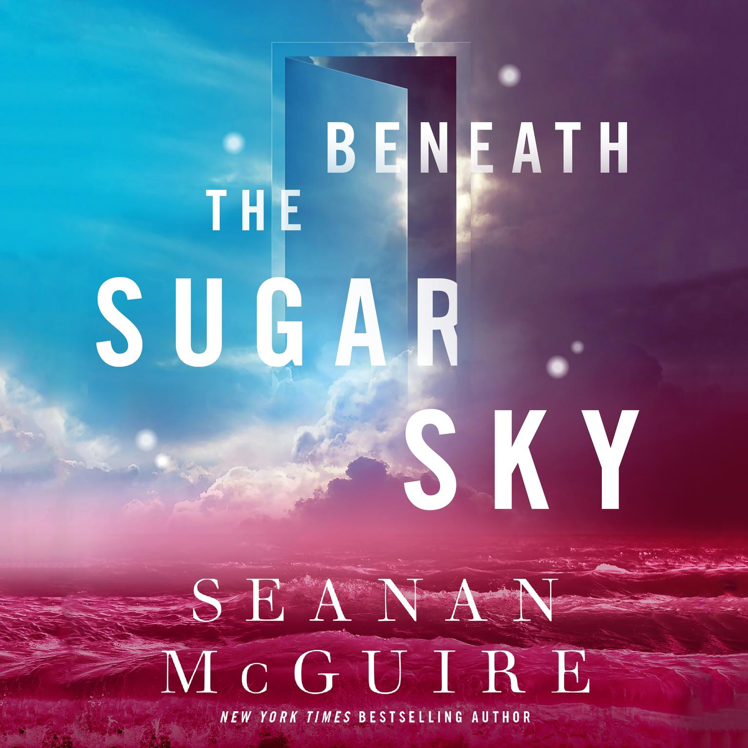 Printable Beneath the Sugar Sky Audiobook Cover Art