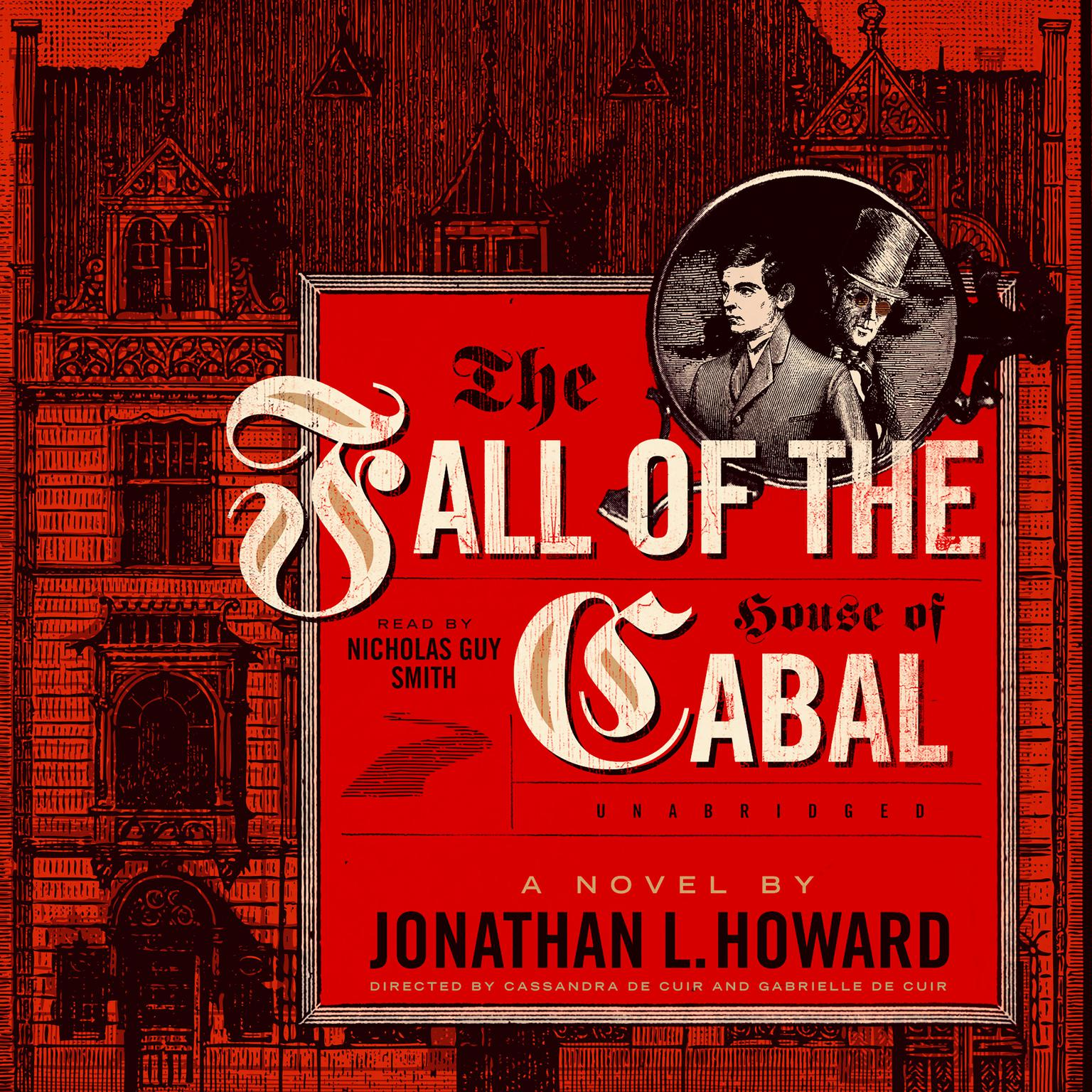 Printable The Fall of the House of Cabal Audiobook Cover Art