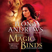 Magic Binds, by Ilona Andrews