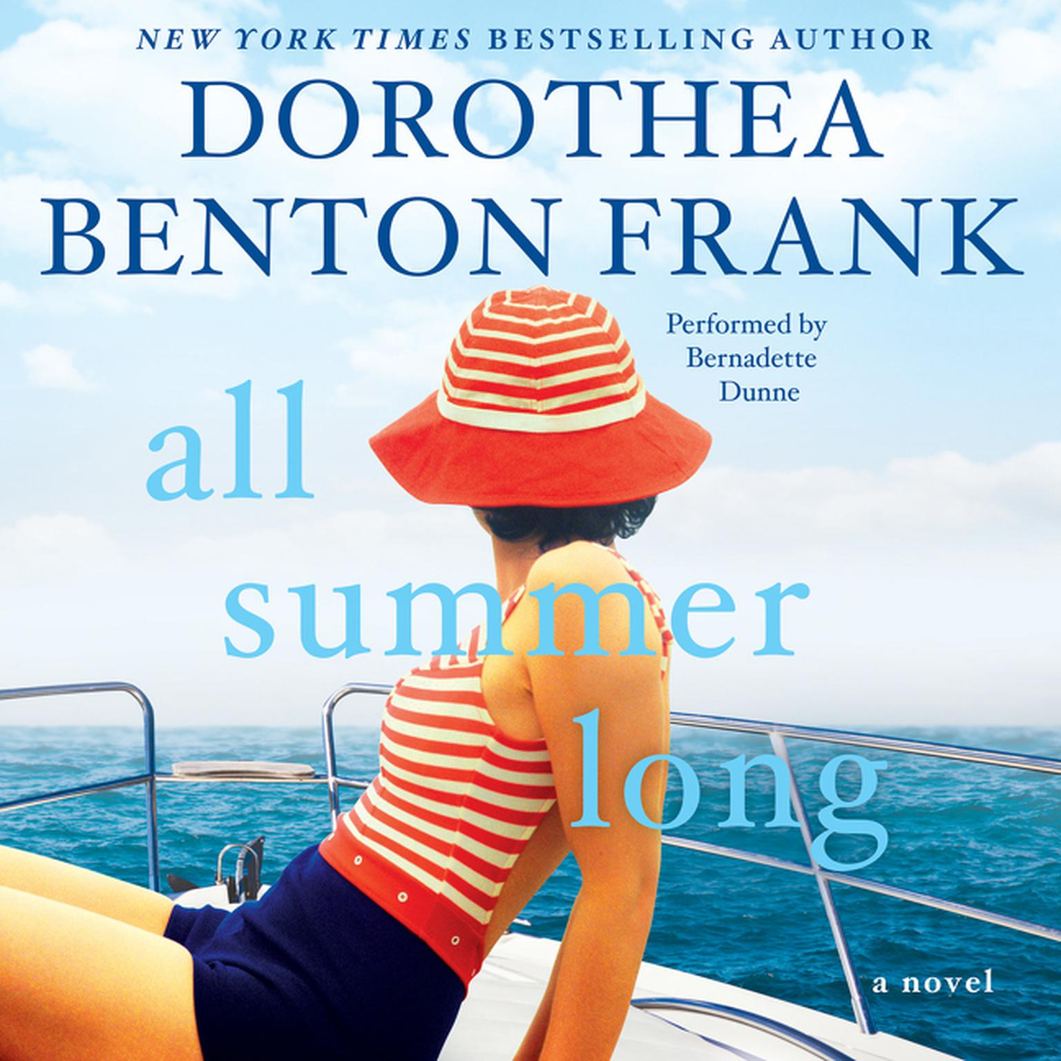 Printable All Summer Long: A Novel Audiobook Cover Art