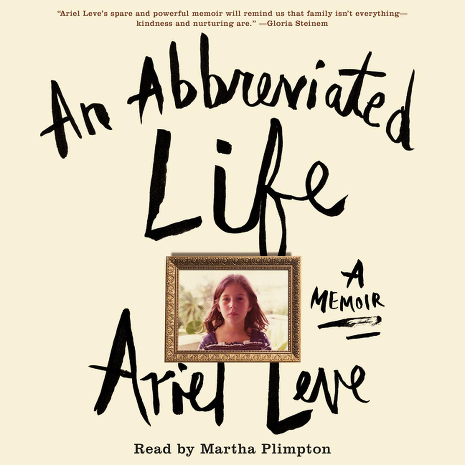 Printable An Abbreviated Life: A Memoir Audiobook Cover Art