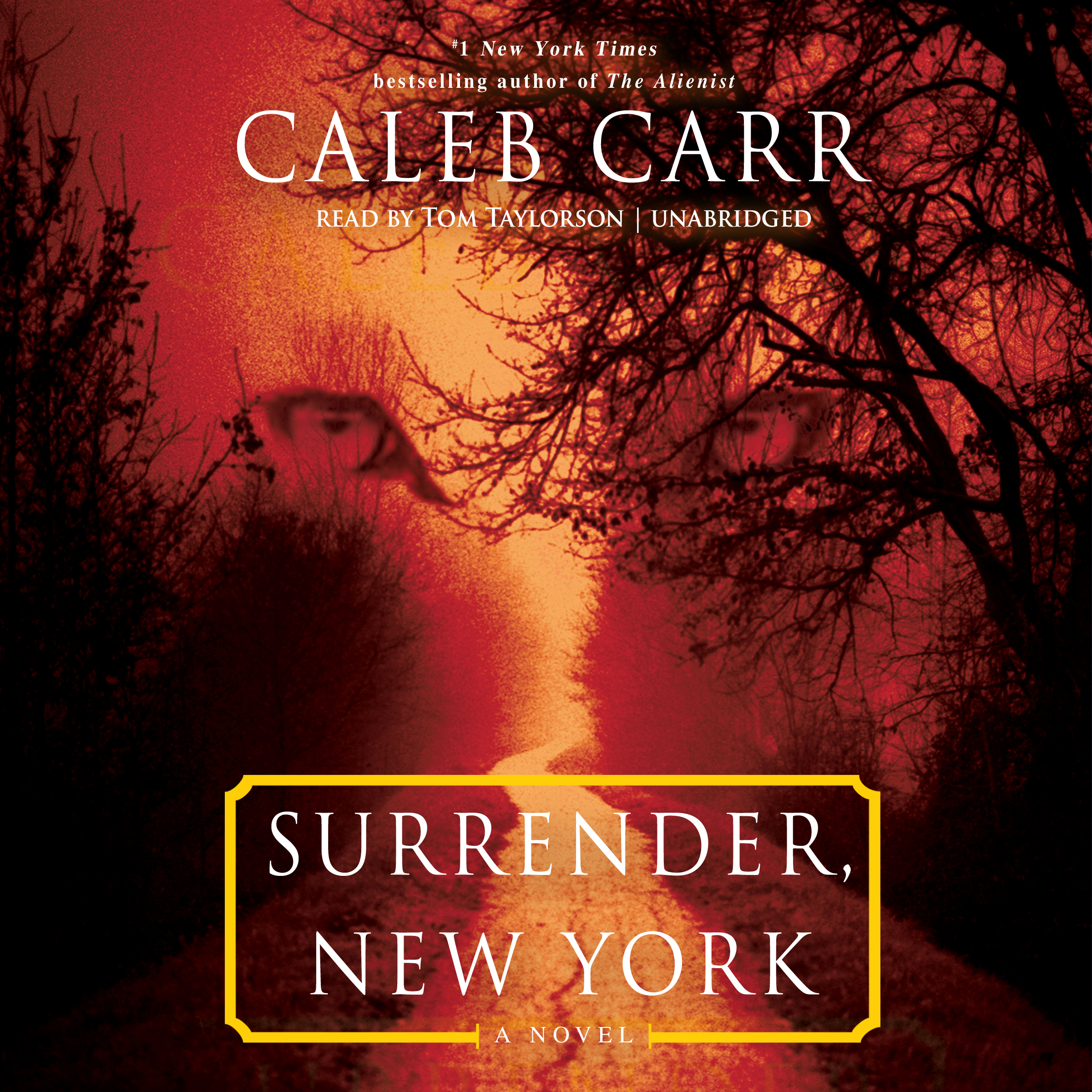 Printable Surrender, New York: A Novel Audiobook Cover Art