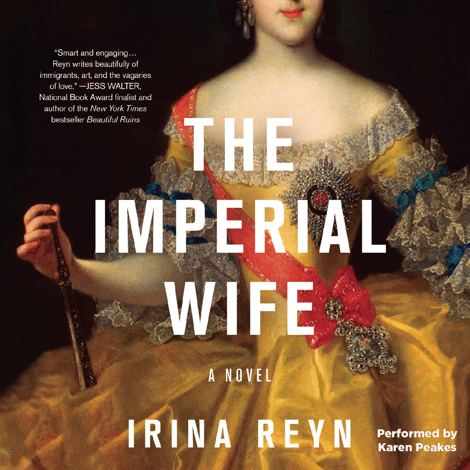 Printable The Imperial Wife: A Novel Audiobook Cover Art
