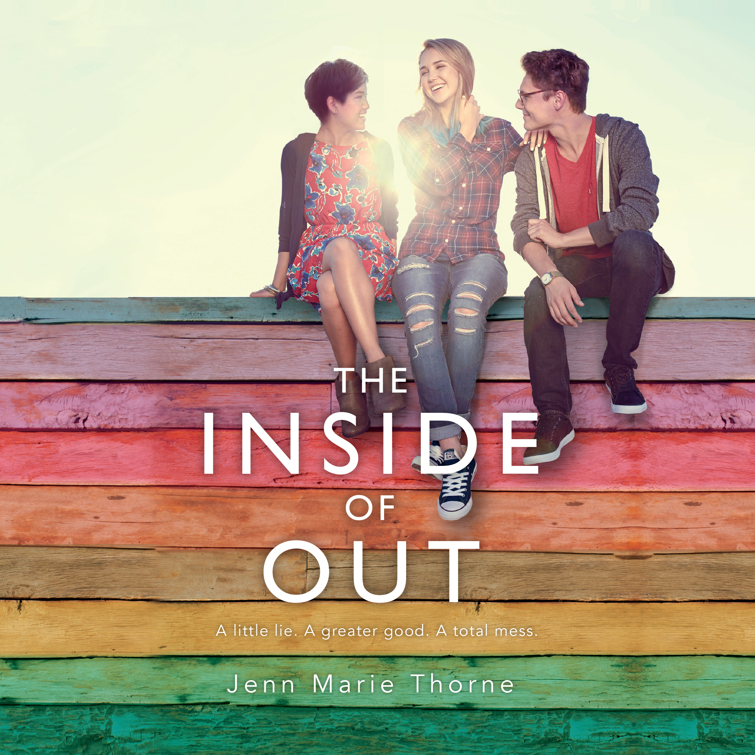 Printable The Inside of Out Audiobook Cover Art