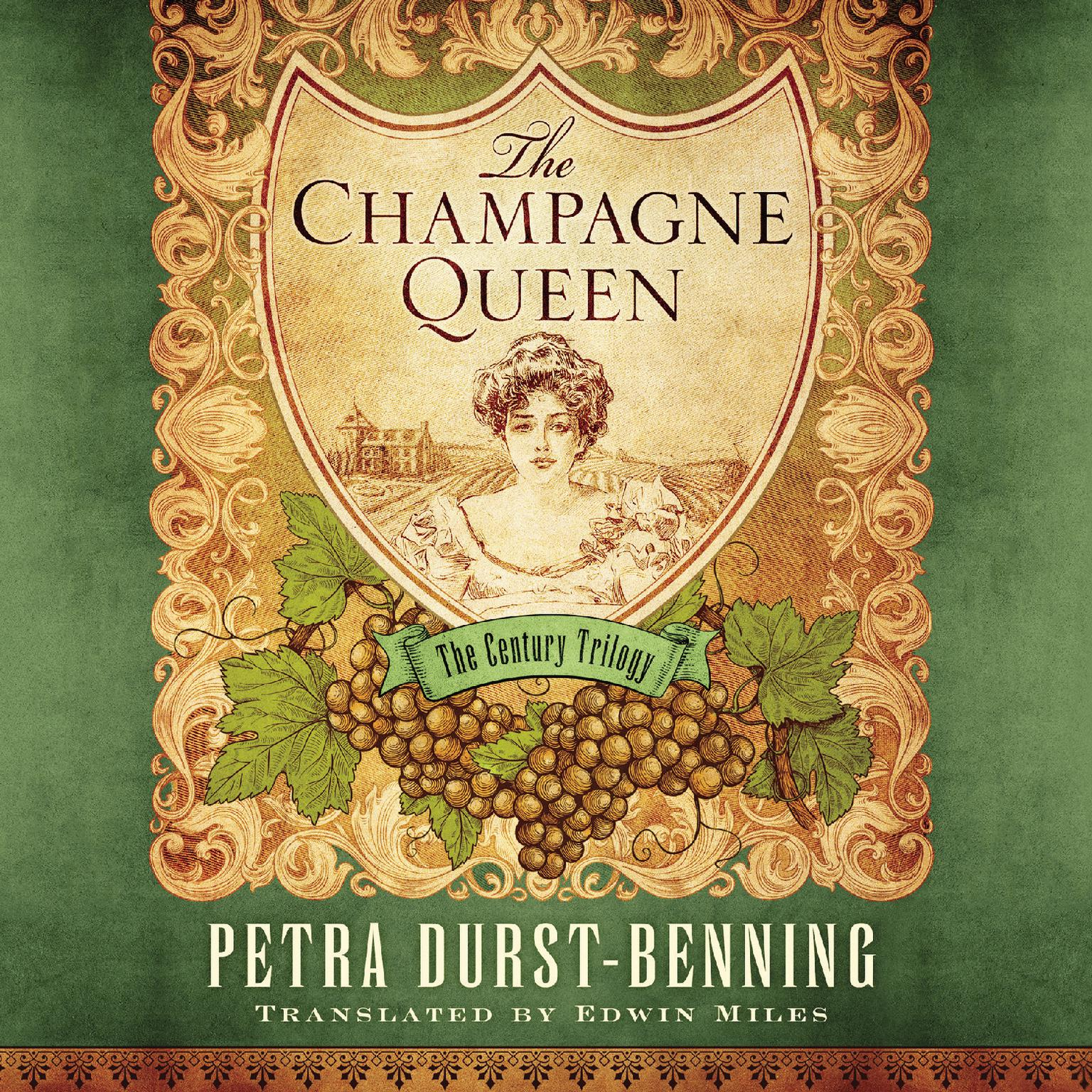 The Champagne Queen Audiobook, by Petra Durst-Benning