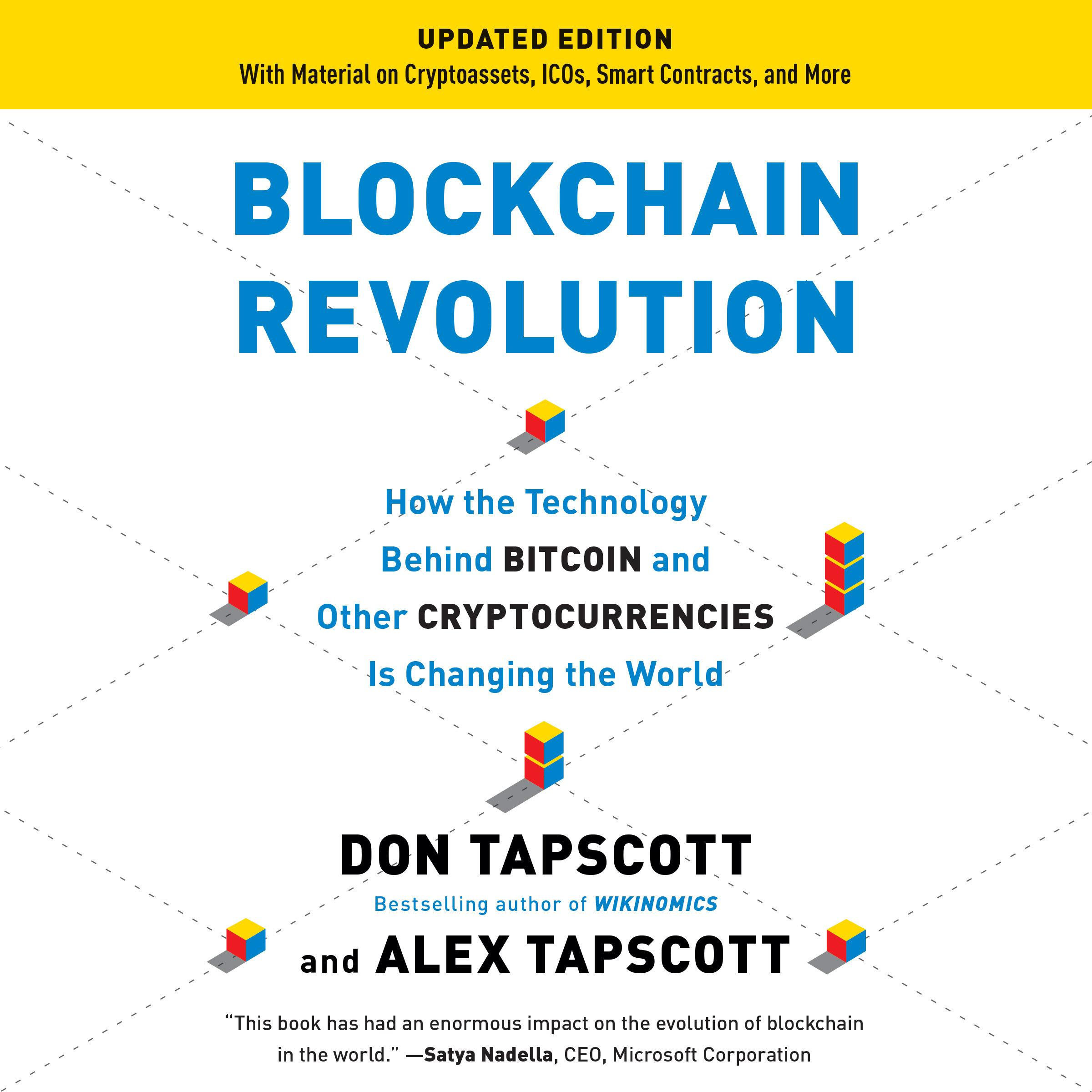 Printable Blockchain Revolution: How the Technology behind Bitcoin Is Changing Money, Business, and the World Audiobook Cover Art
