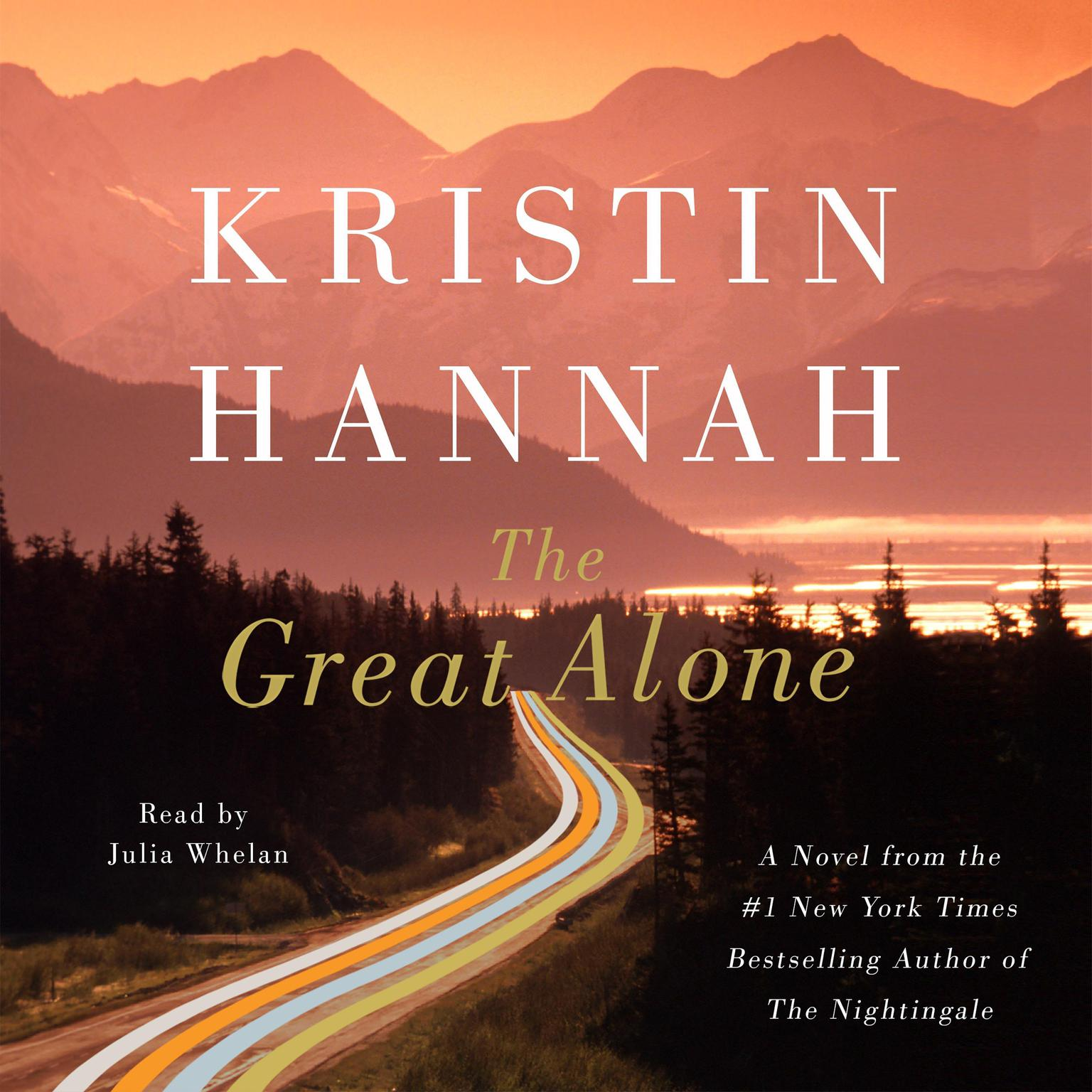 Printable The Great Alone: A Novel Audiobook Cover Art