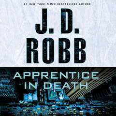Apprentice in Death Audiobook, by