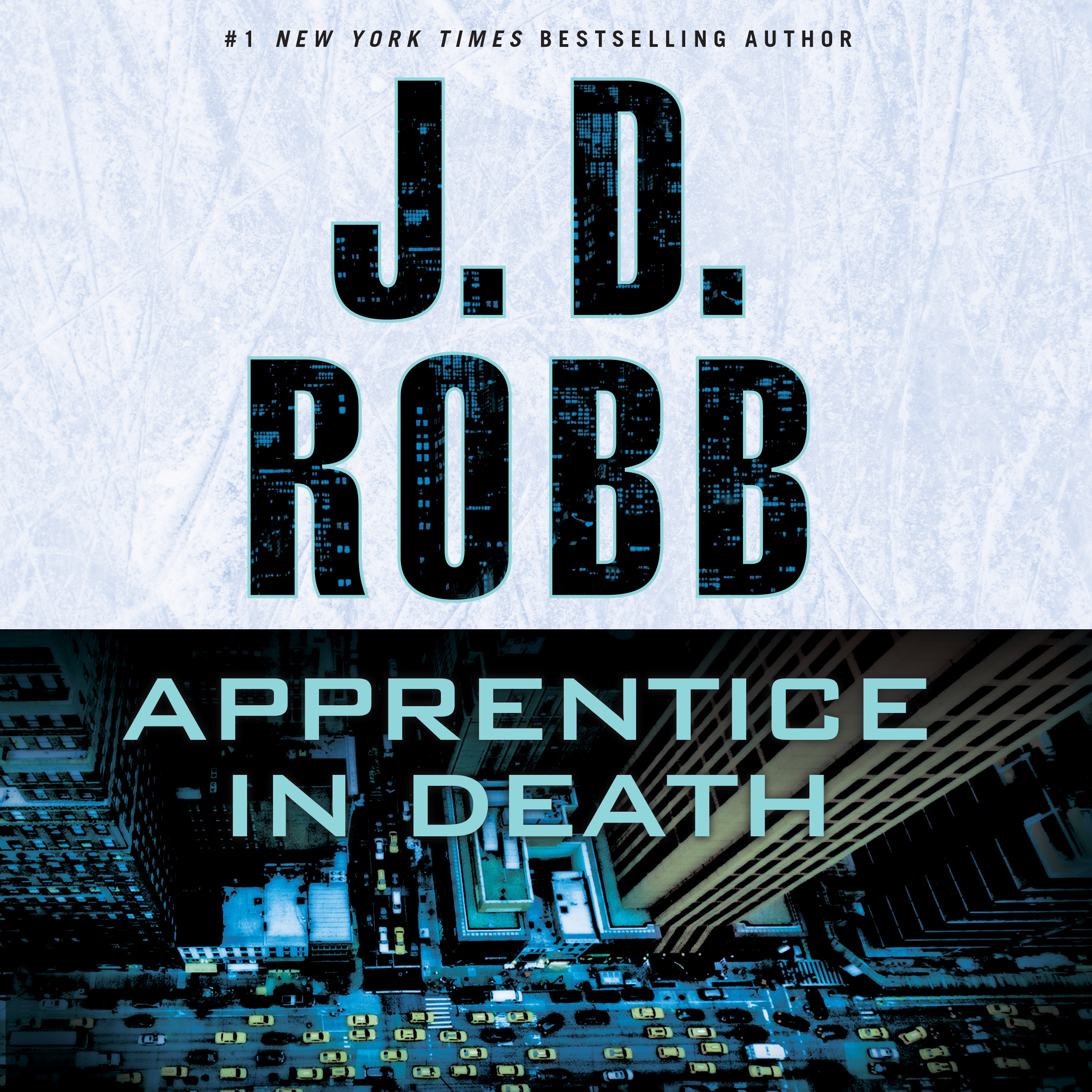 Printable Apprentice in Death Audiobook Cover Art