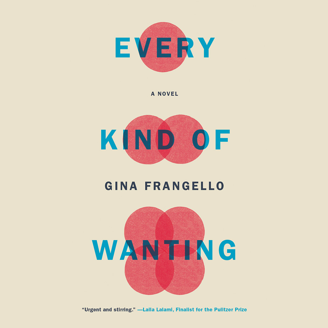 Printable Every Kind of Wanting: A Novel Audiobook Cover Art