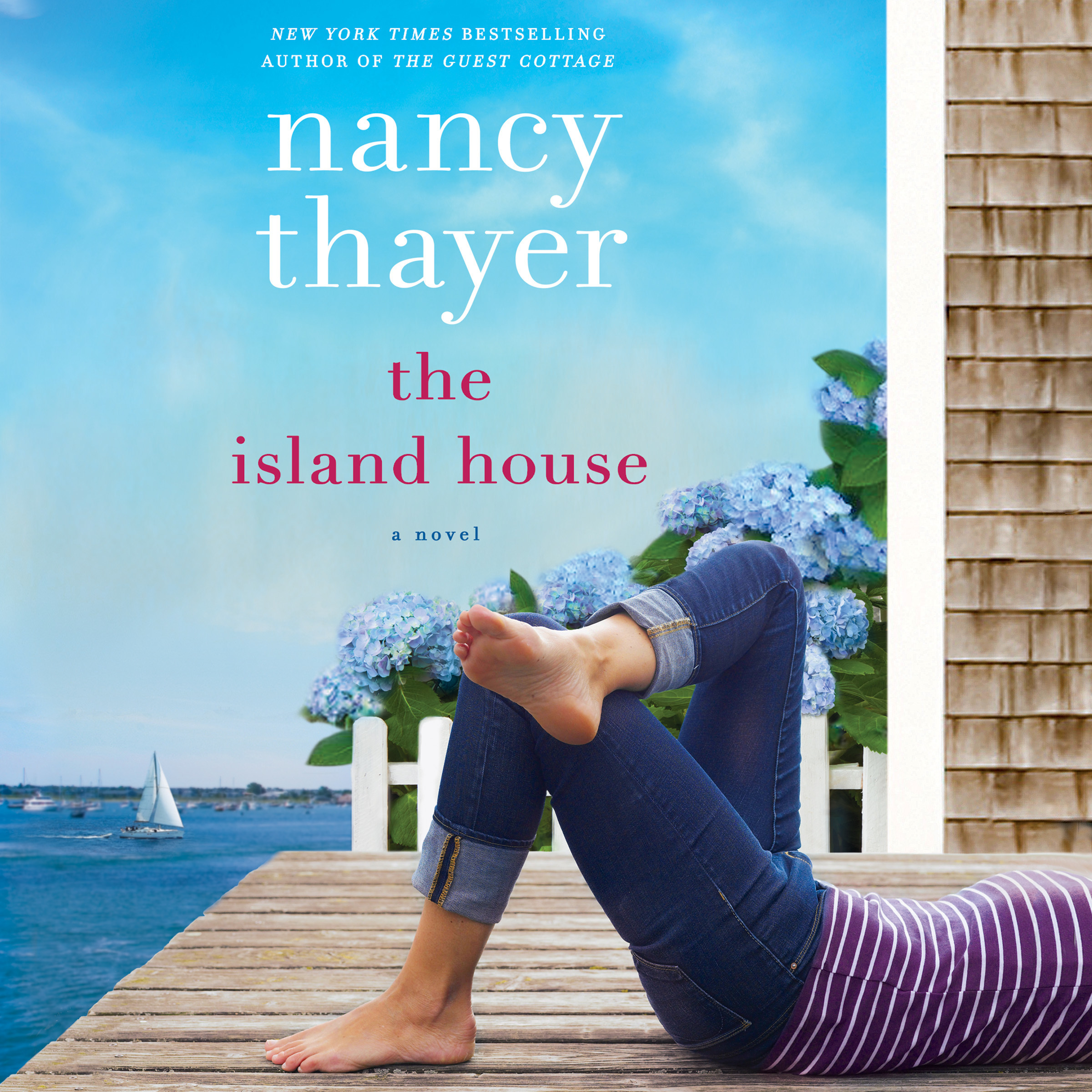 Printable The Island House: A Novel Audiobook Cover Art