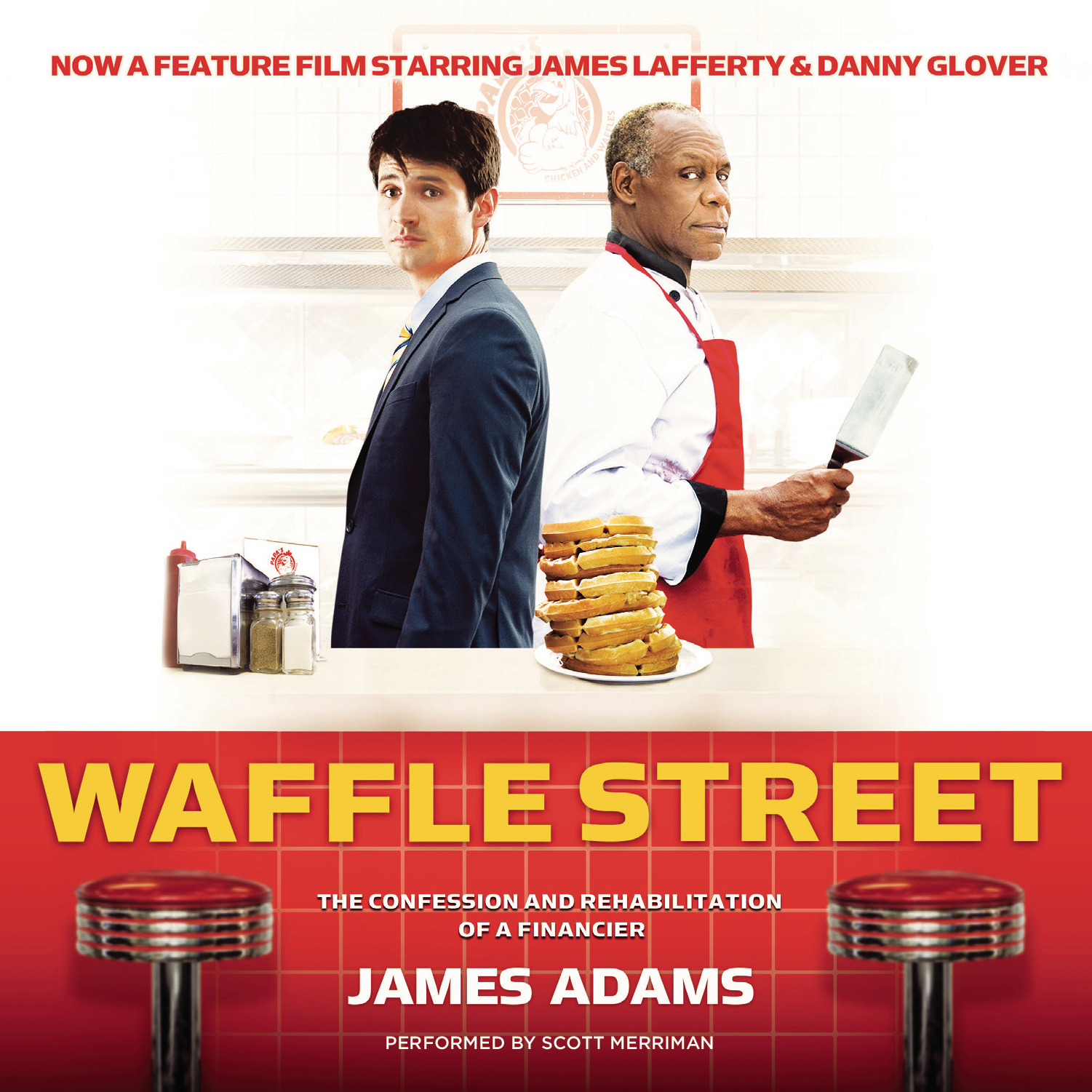 Printable Waffle Street: The Confession and Rehabilitation of a Financier Audiobook Cover Art