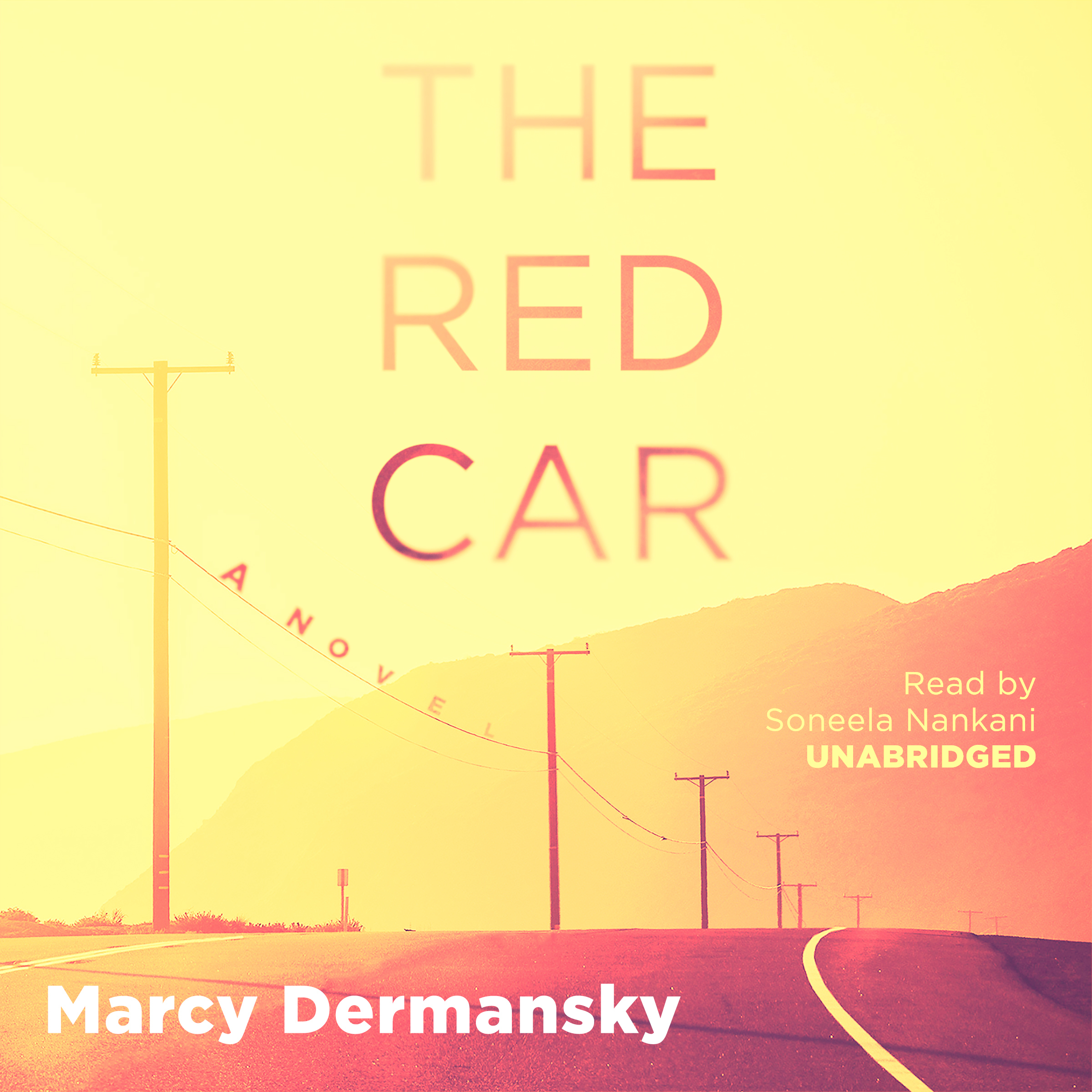 Printable The Red Car: A Novel Audiobook Cover Art