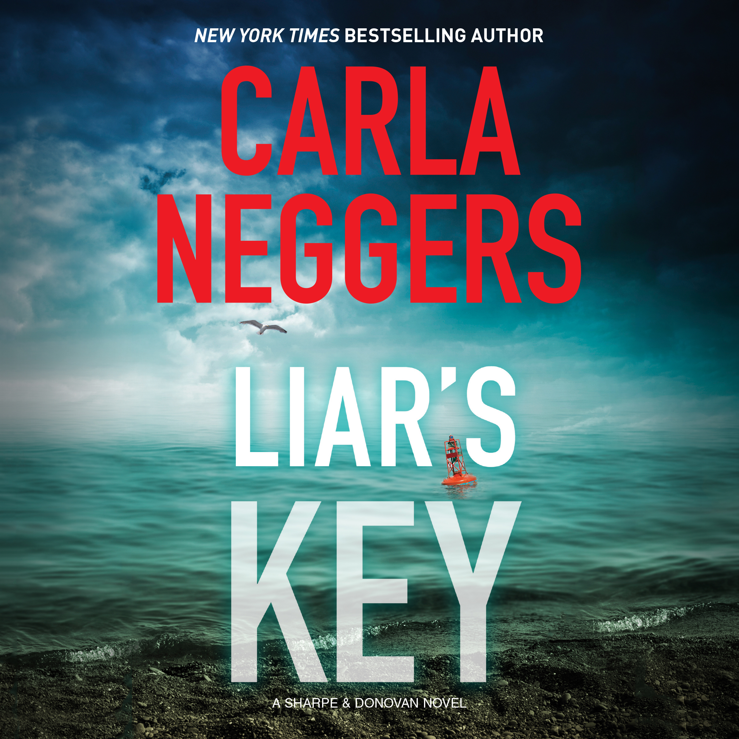 Printable Liar's Key Audiobook Cover Art