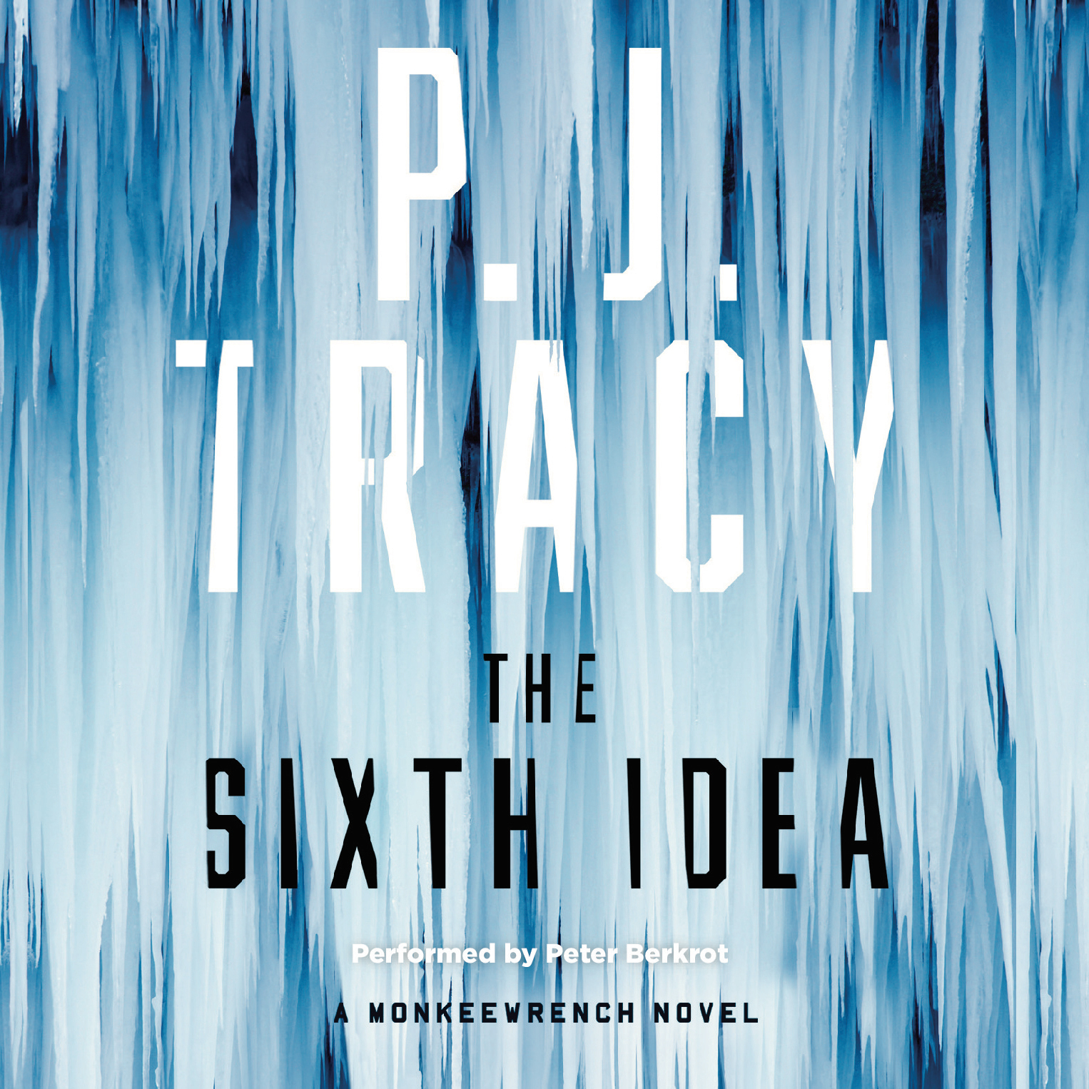 Printable The Sixth Idea Audiobook Cover Art