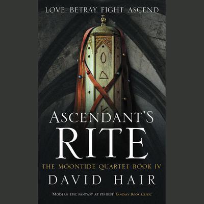 Ascendants Rite Audiobook, by David Hair