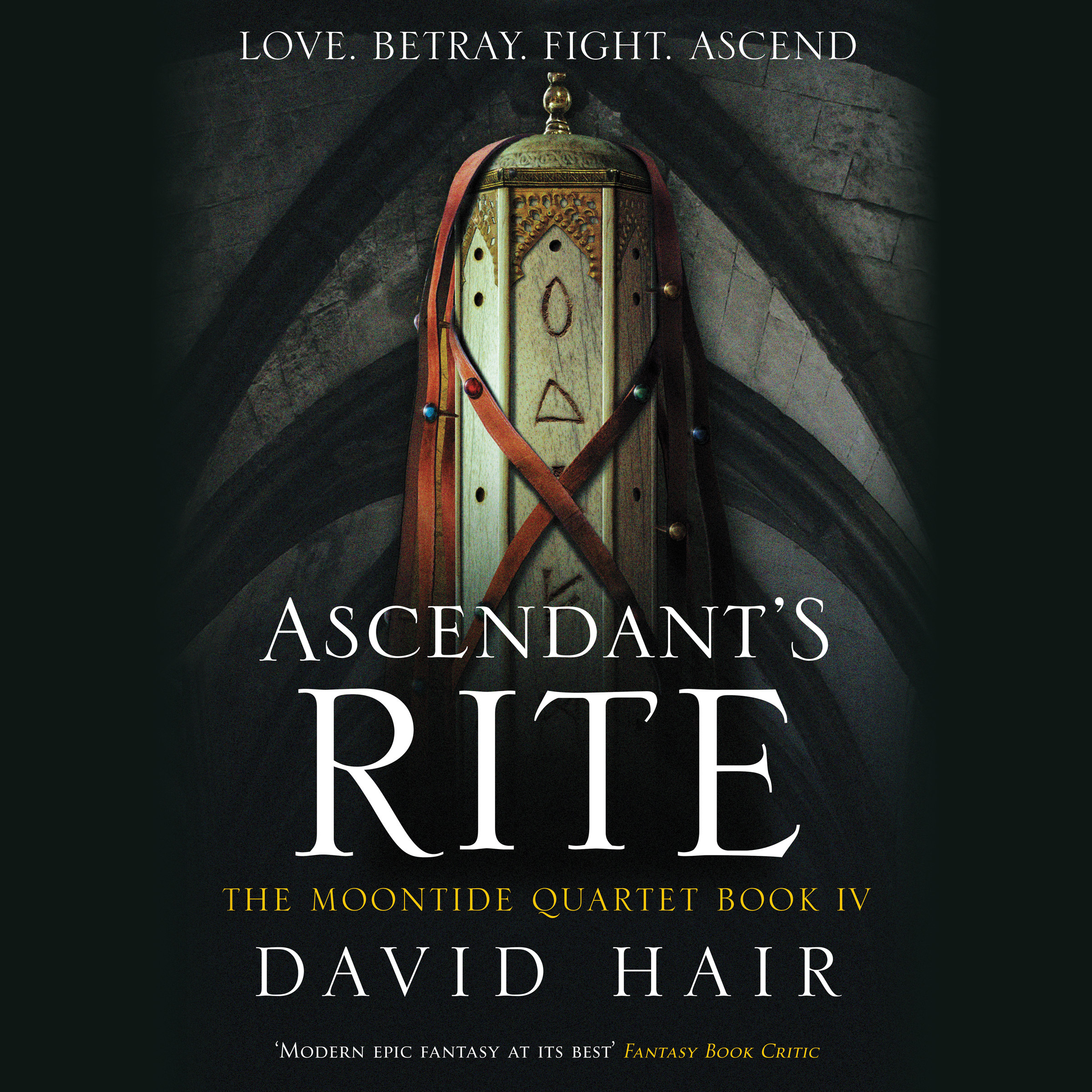 Printable Ascendant's Rite Audiobook Cover Art