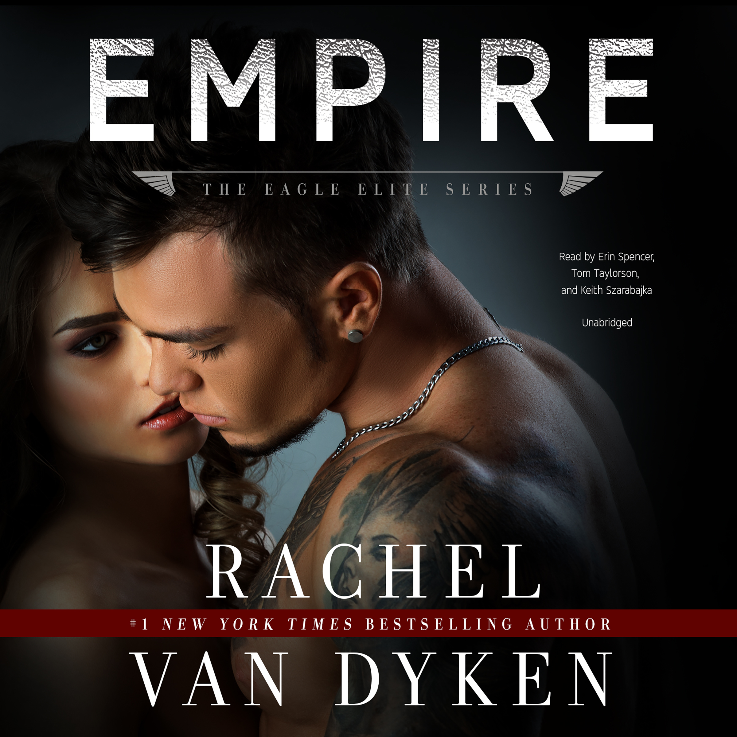 Printable Empire Audiobook Cover Art