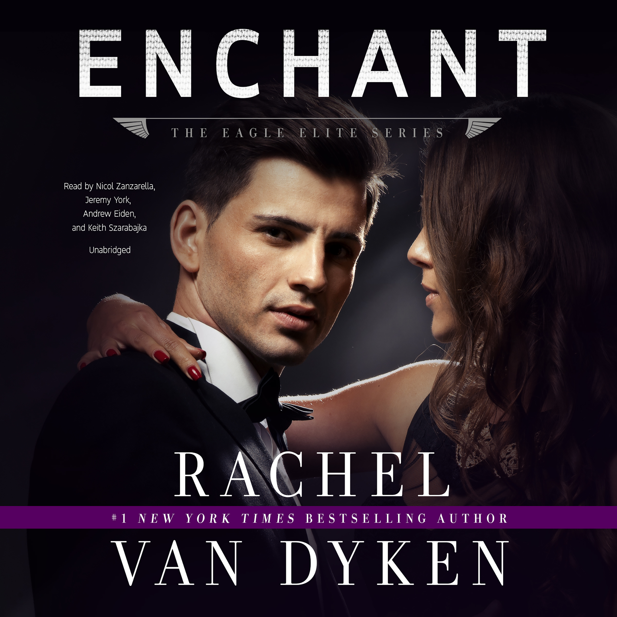 Printable Enchant: An Eagle Elite Novella  Audiobook Cover Art