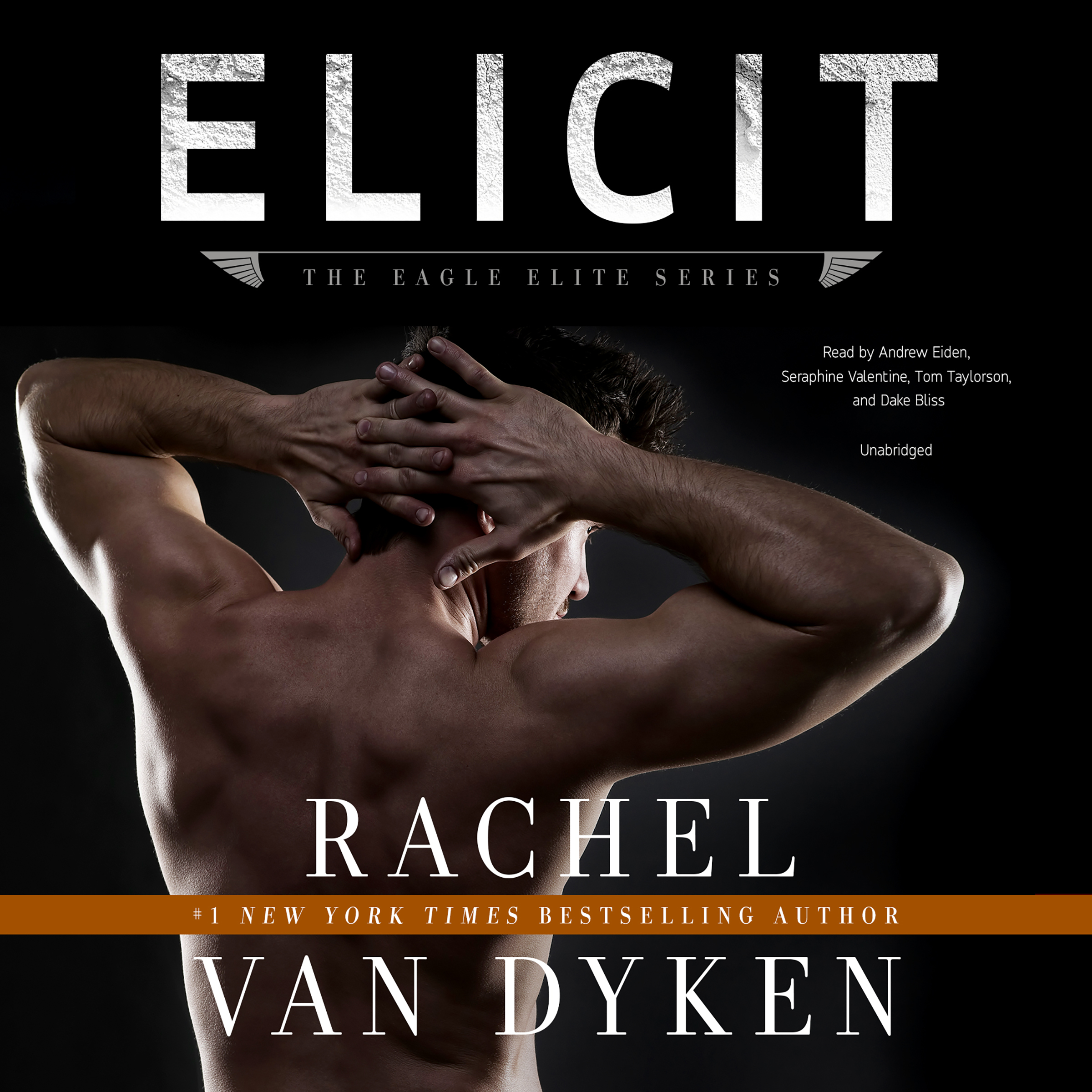 Printable Elicit Audiobook Cover Art