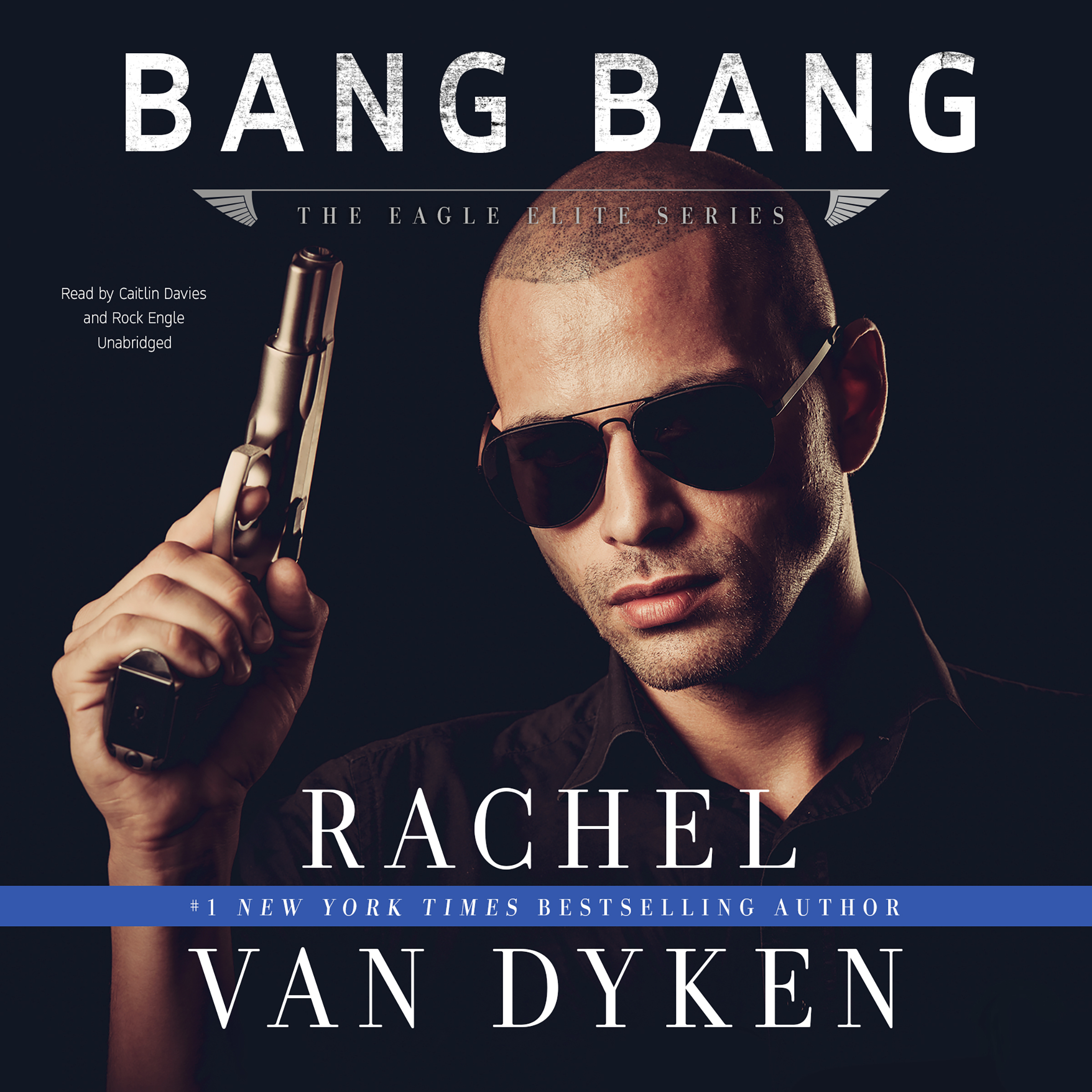 Printable Bang Bang Audiobook Cover Art