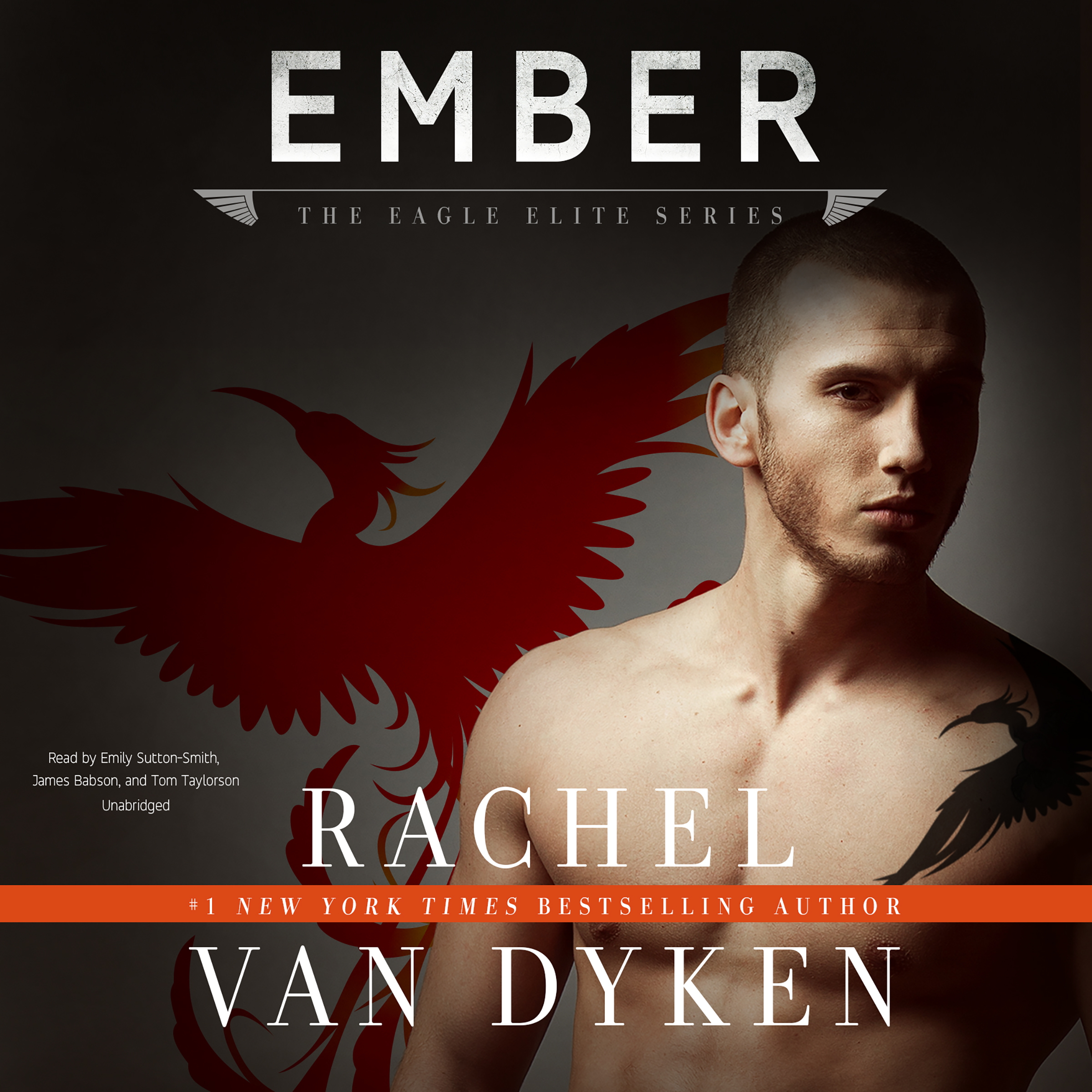 Printable Ember Audiobook Cover Art