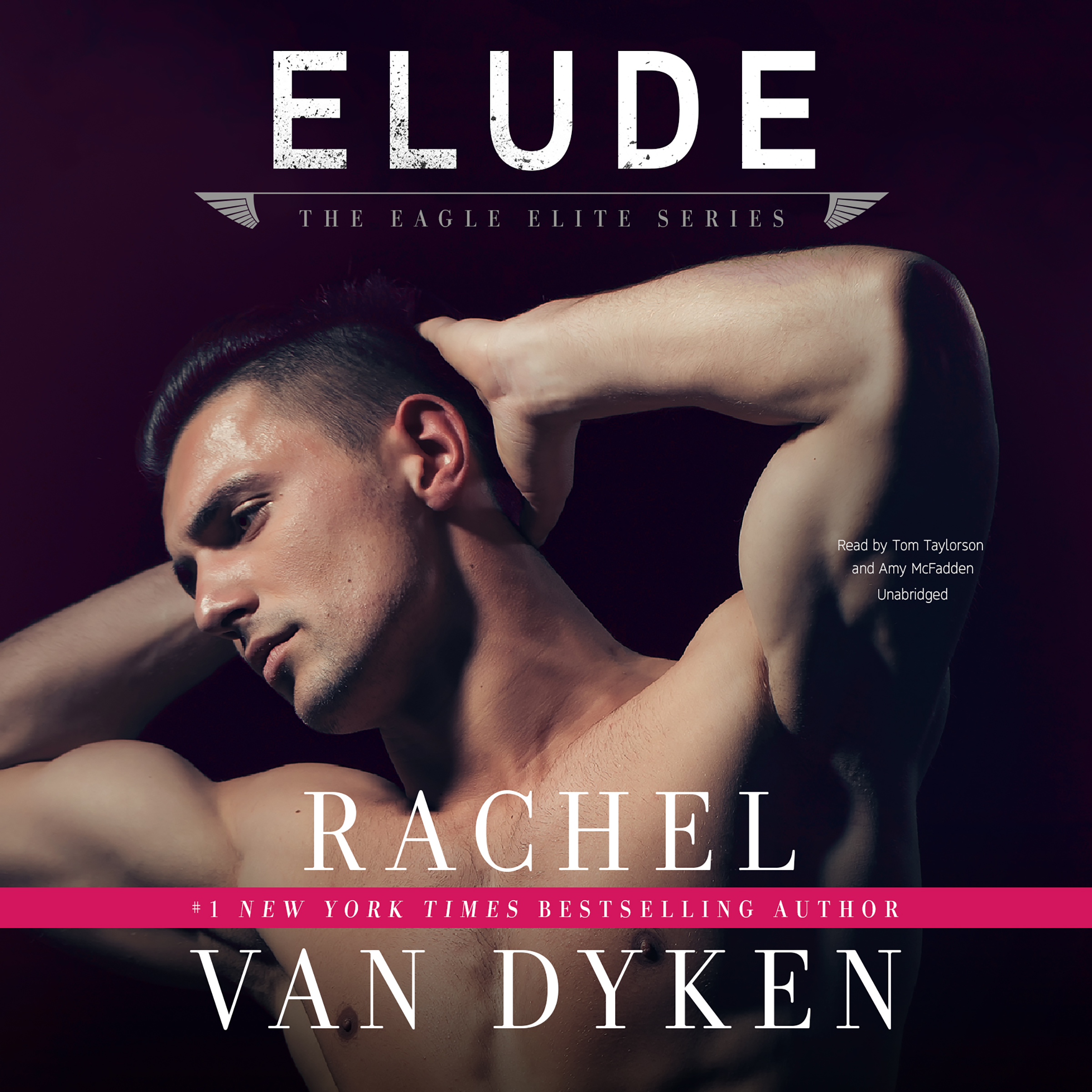 Printable Elude Audiobook Cover Art
