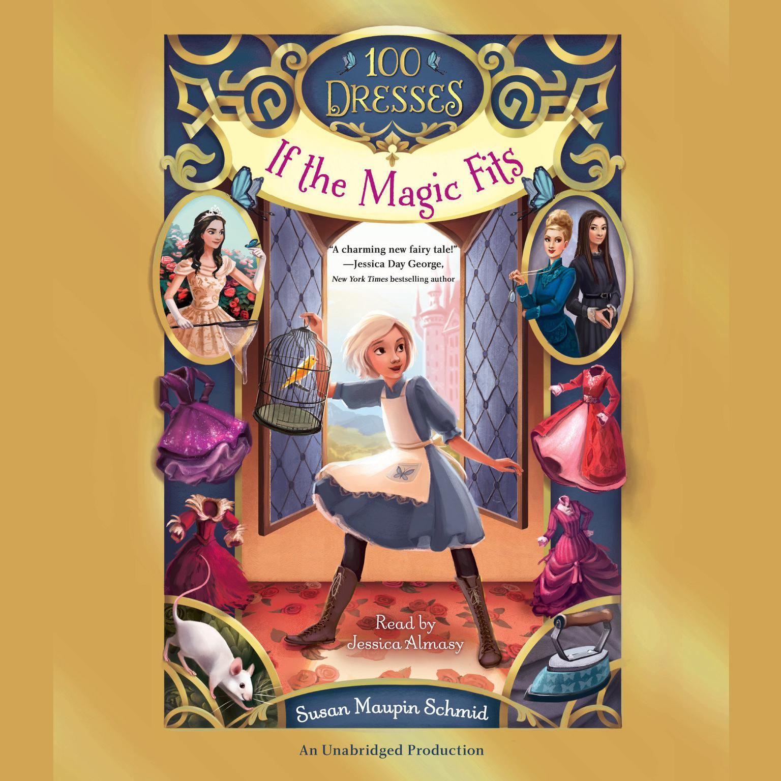 Printable If the Magic Fits Audiobook Cover Art