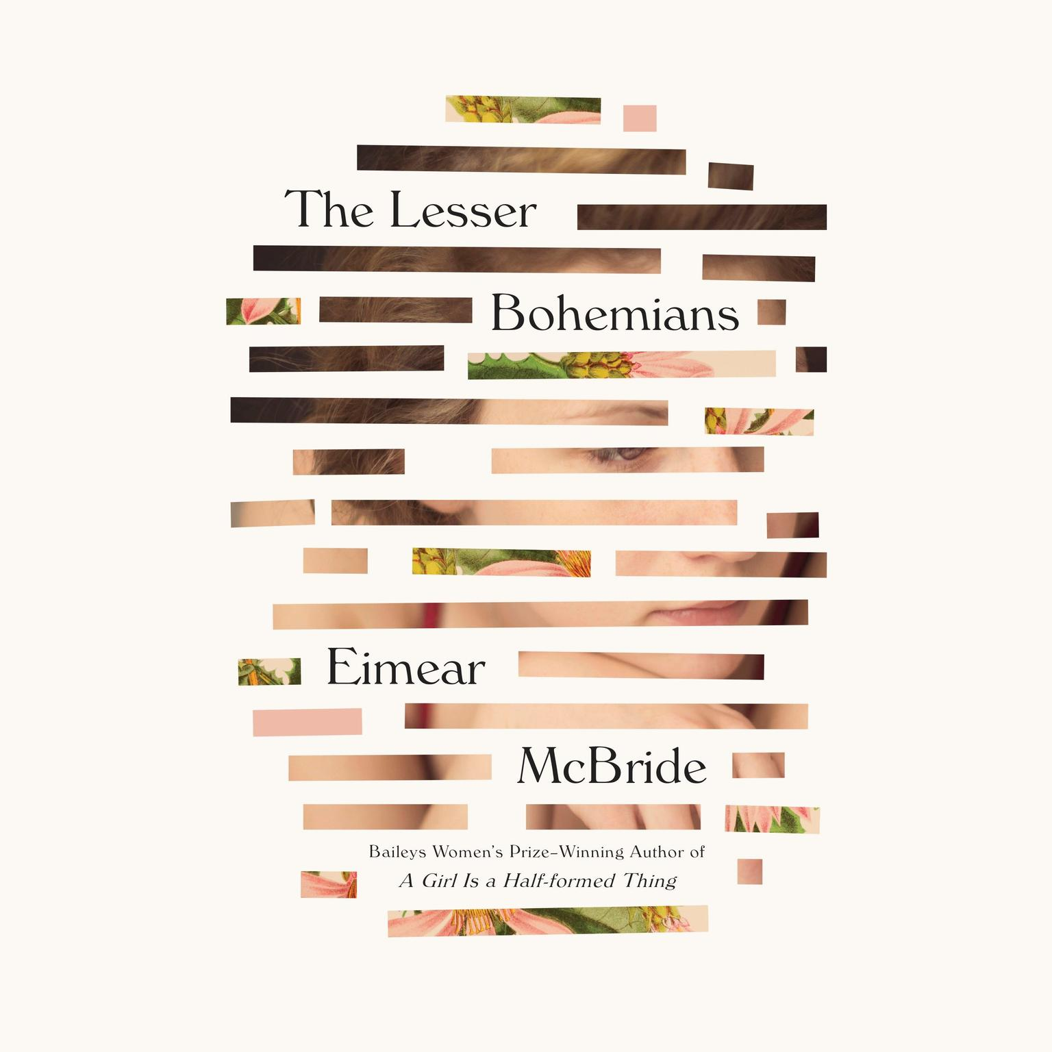 Printable The Lesser Bohemians Audiobook Cover Art