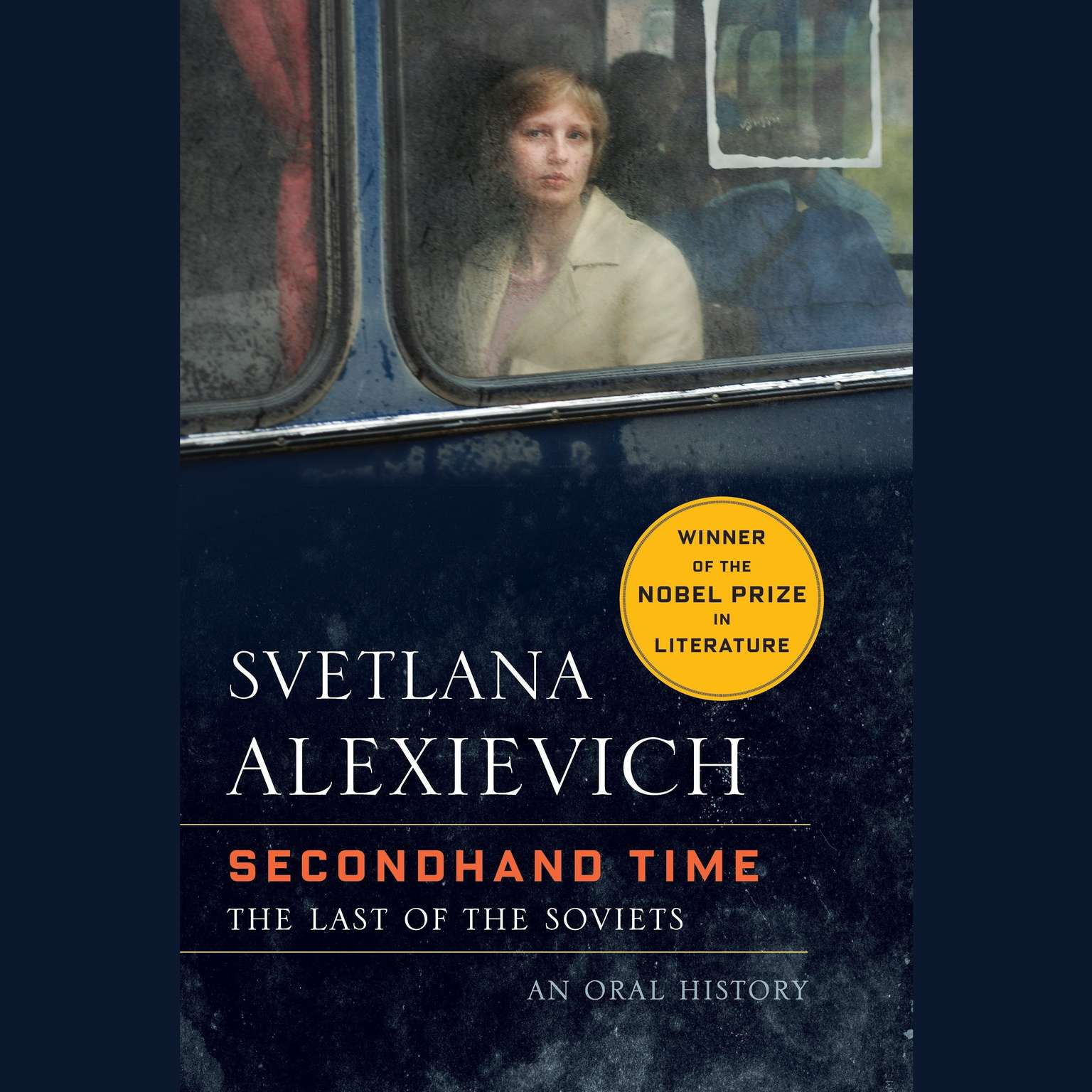 Printable Secondhand Time: The Last of the Soviets Audiobook Cover Art