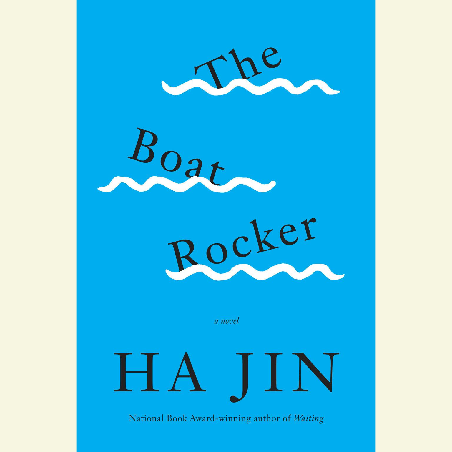 Printable The Boat Rocker: A Novel Audiobook Cover Art