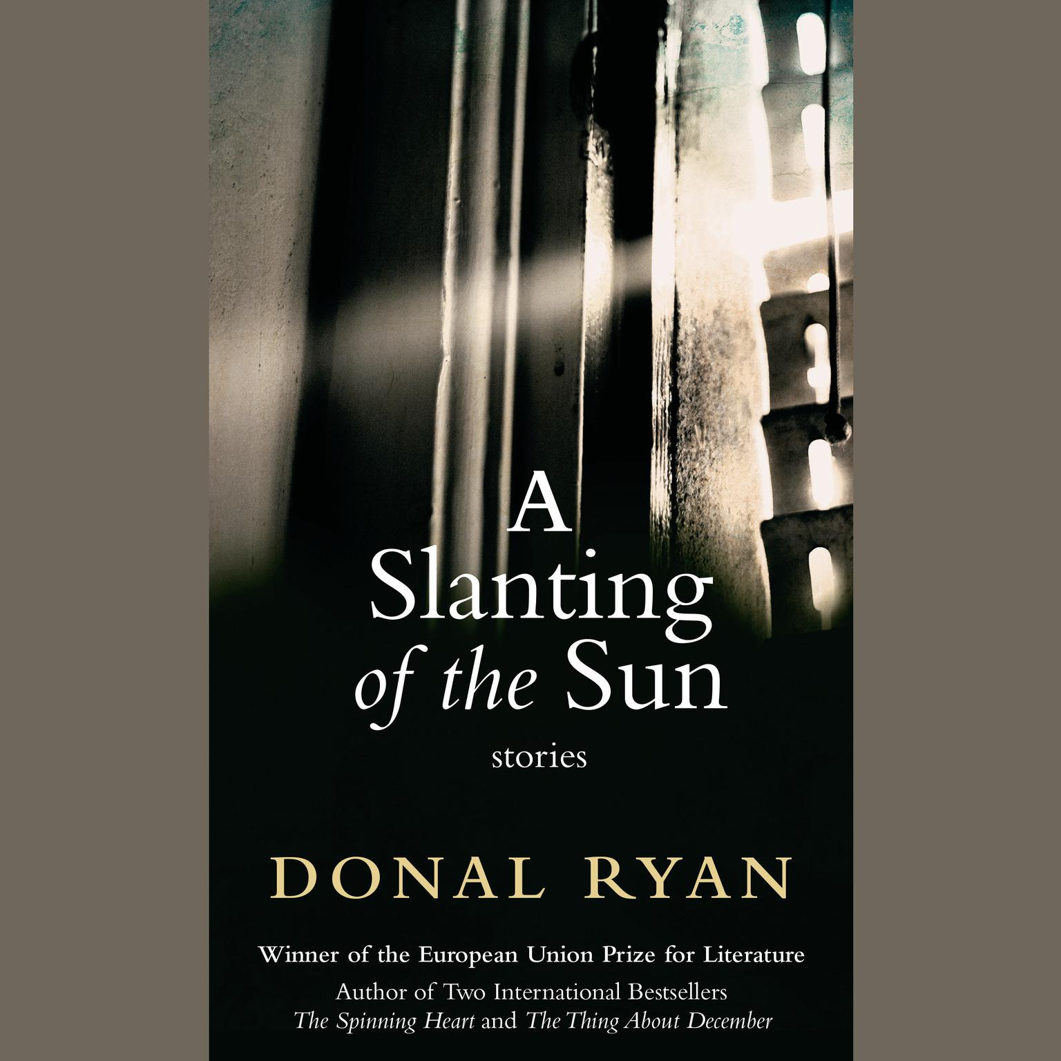 Printable A Slanting of the Sun: Stories Audiobook Cover Art