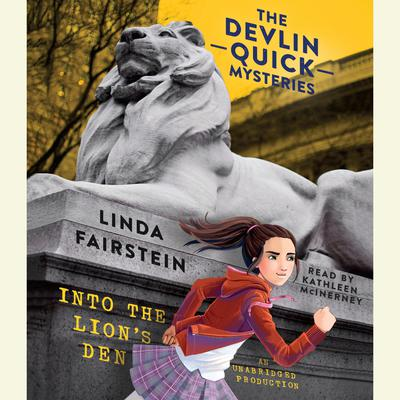 Into the Lions Den Audiobook, by Linda Fairstein