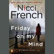 Friday on My Mind: A Frieda Klein Mystery, by Nicci French