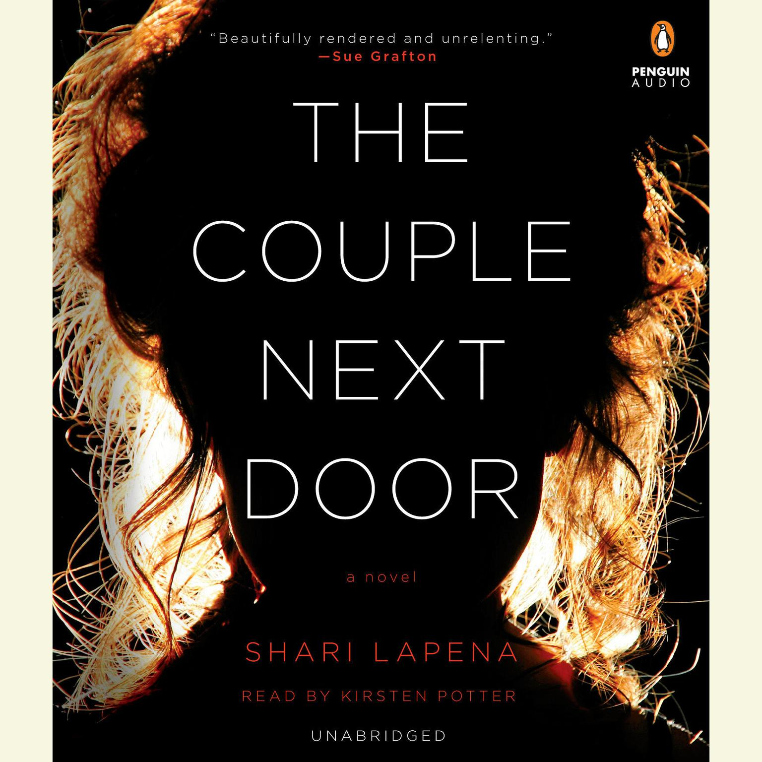 Printable The Couple Next Door: A Novel Audiobook Cover Art