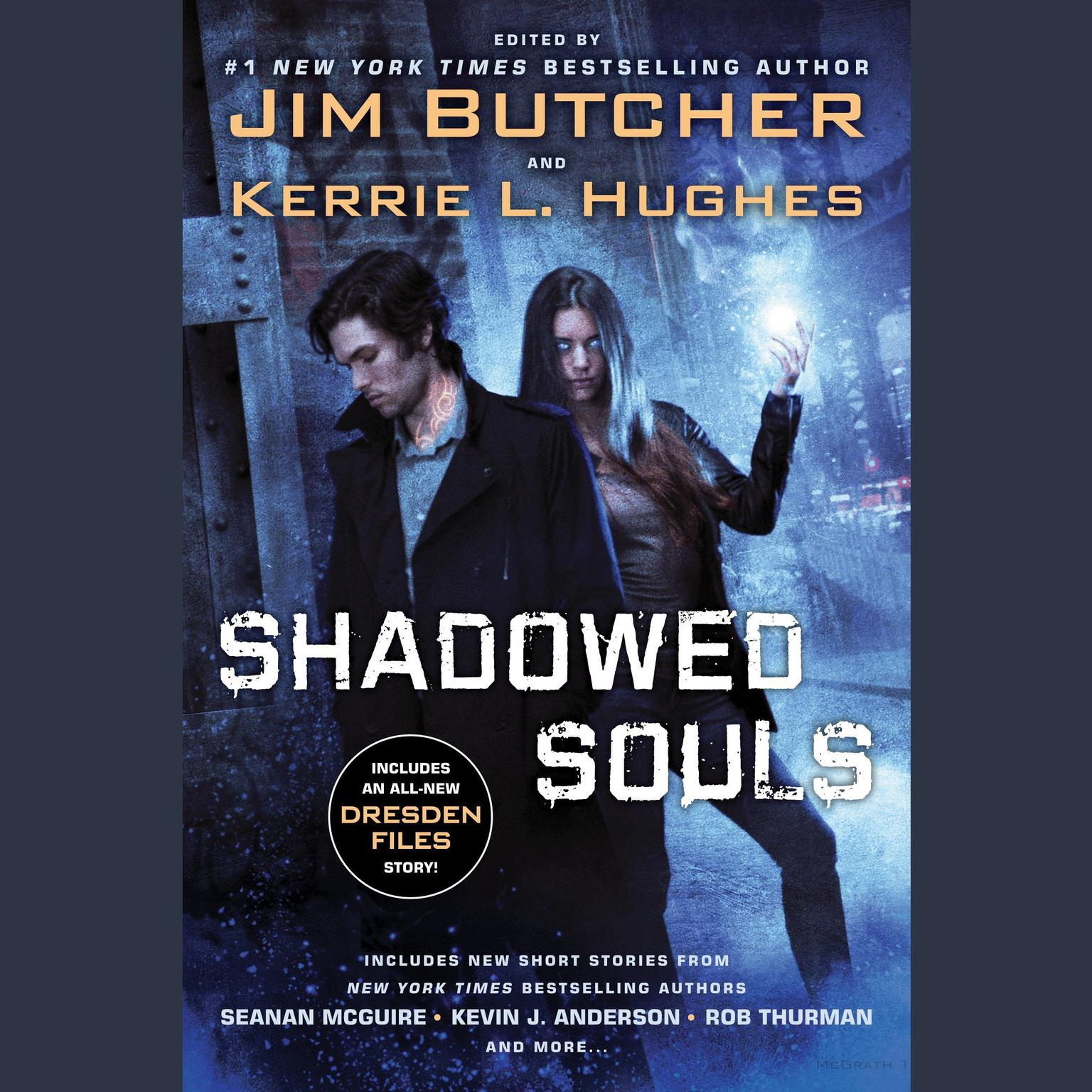 Printable Shadowed Souls Audiobook Cover Art