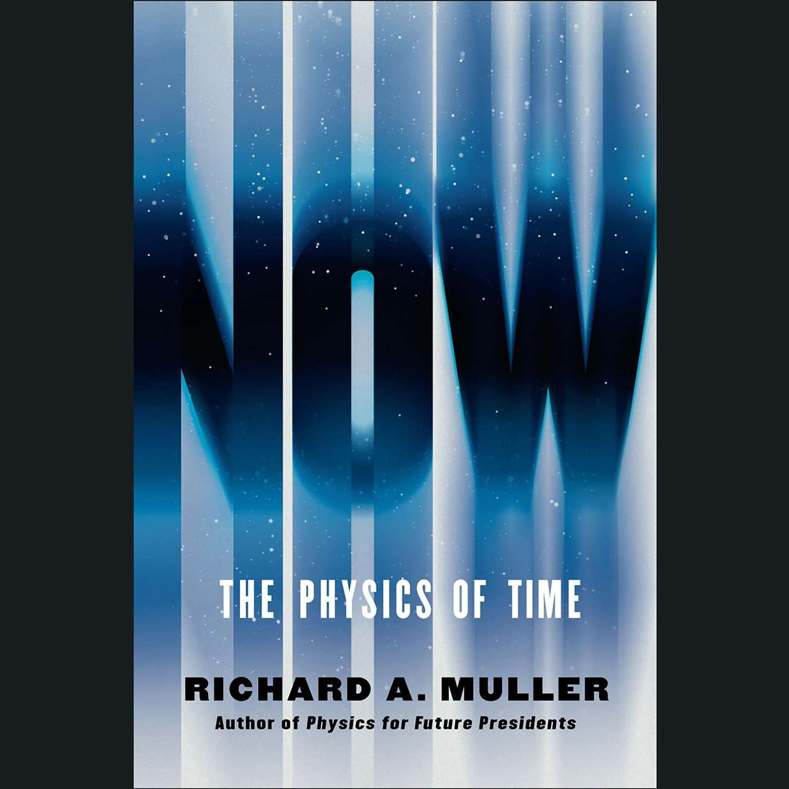 Printable Now: The Physics of Time - and the Ephemeral Moment that Einstein Could Not Explain Audiobook Cover Art